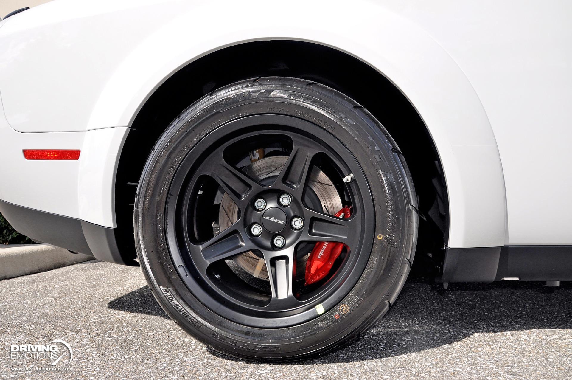 Used 2018 Dodge Challenger SRT Demon SRT DEMON WHITE/RED! | Lake Park, FL