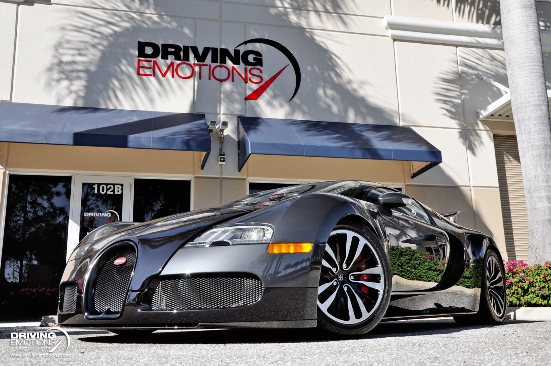 Used 2010 Bugatti Veyron 16.4 Coupe | Lake Park, FL