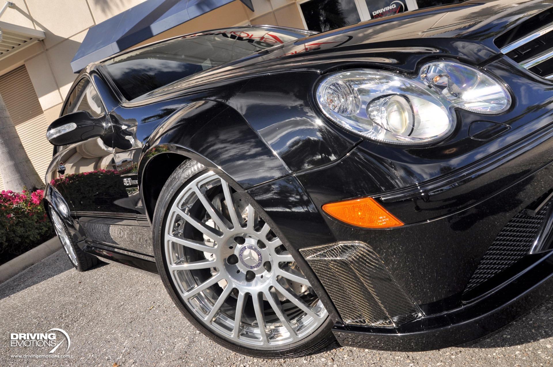 Used 2008 Mercedes-Benz CLK63 AMG Black Series CLK 63 AMG Black Series   Lake Park, FL