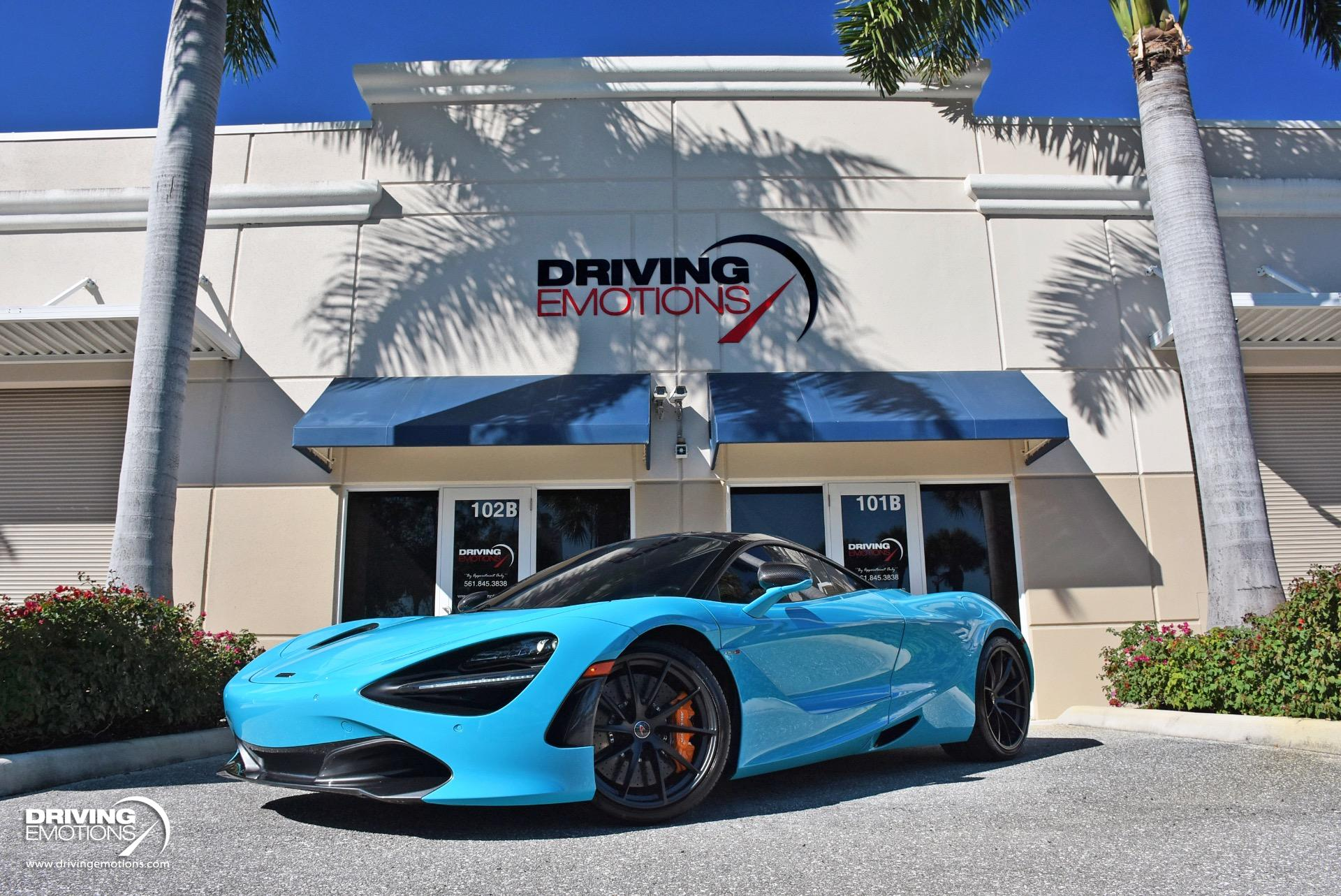 Used 2018 McLaren 720S Performance   Lake Park, FL