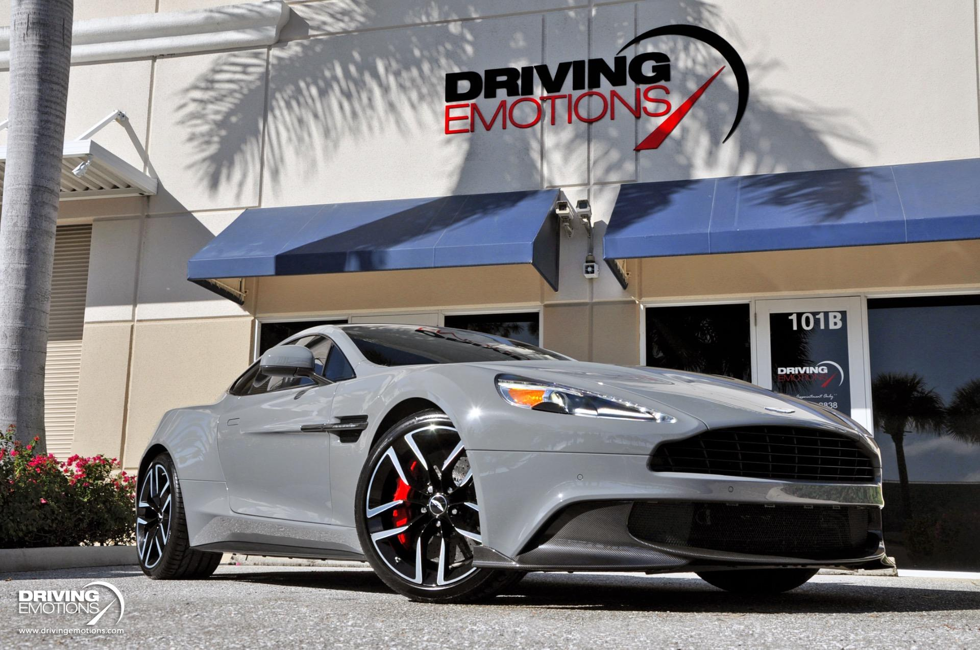 Used 2018 Aston Martin Vanquish S S Coupe $330K MSRP! | Lake Park, FL