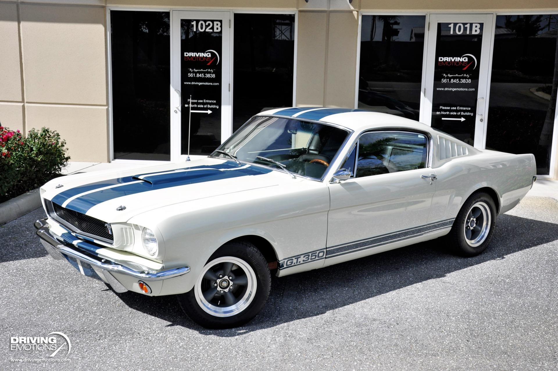 Used 1965 Ford Mustang GT350 Tribute Clone GT350 Tribute | Lake Park, FL