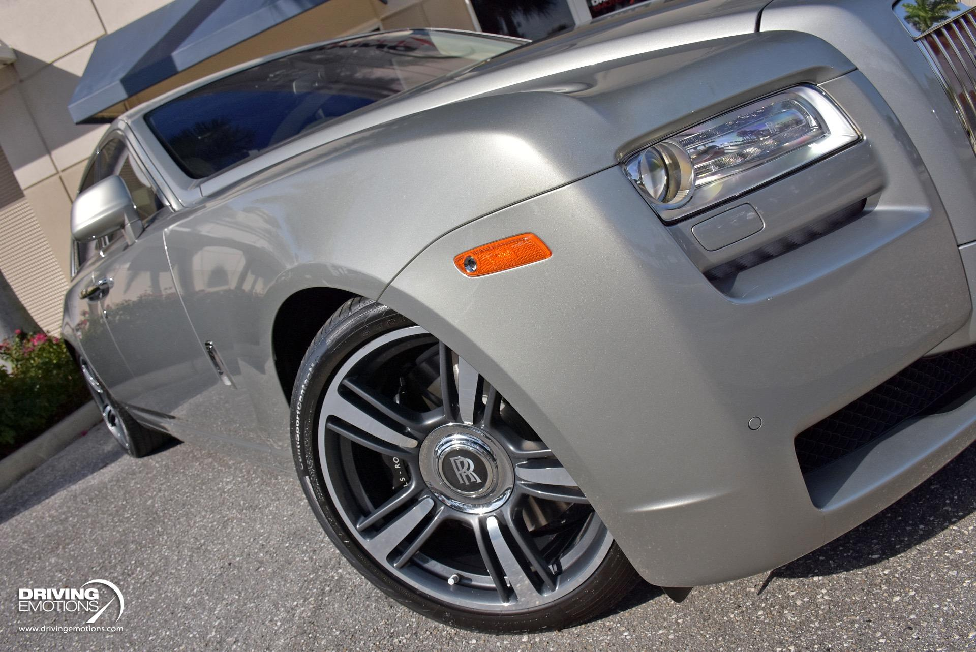 Used 2014 Rolls-Royce Ghost V-Specification | Lake Park, FL