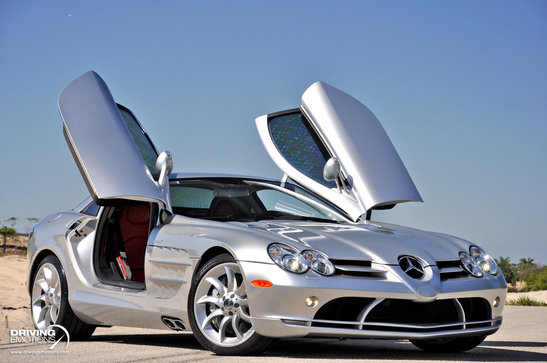 Used 2006 Mercedes-Benz SLR McLaren SILVER/RED! $465K MSRP!! | Lake Park, FL