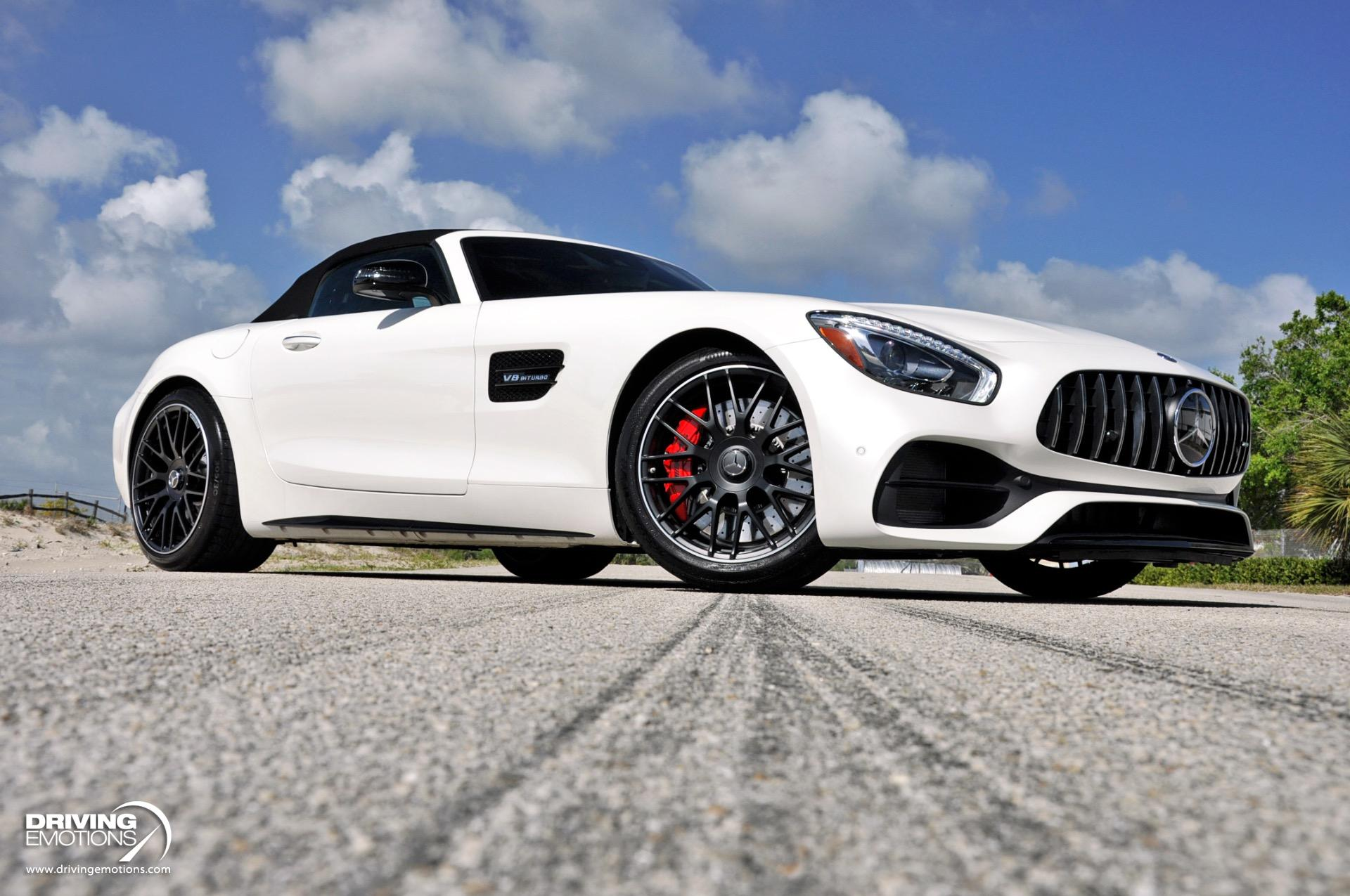 Used 2018 Mercedes-Benz AMG GT C Roadster C Roadster $169K MSRP!! | Lake Park, FL