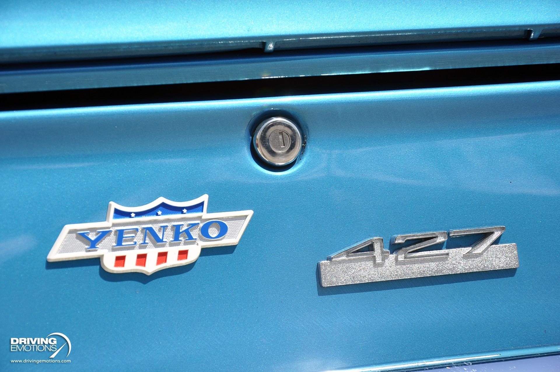 Used 1969 Chevrolet Camaro Yenko Tribute Clone Yenko Tribute | Lake Park, FL