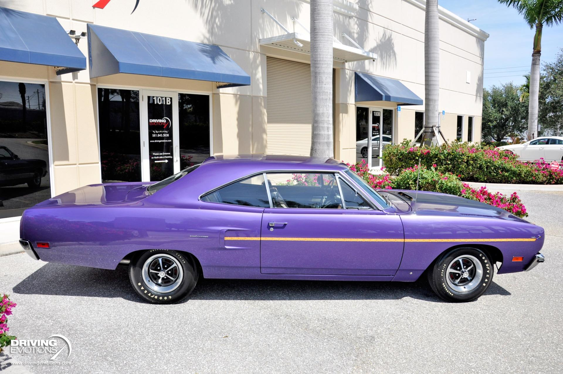 Used 1970 Plymouth Road Runner 426 V8 HEMI | Lake Park, FL