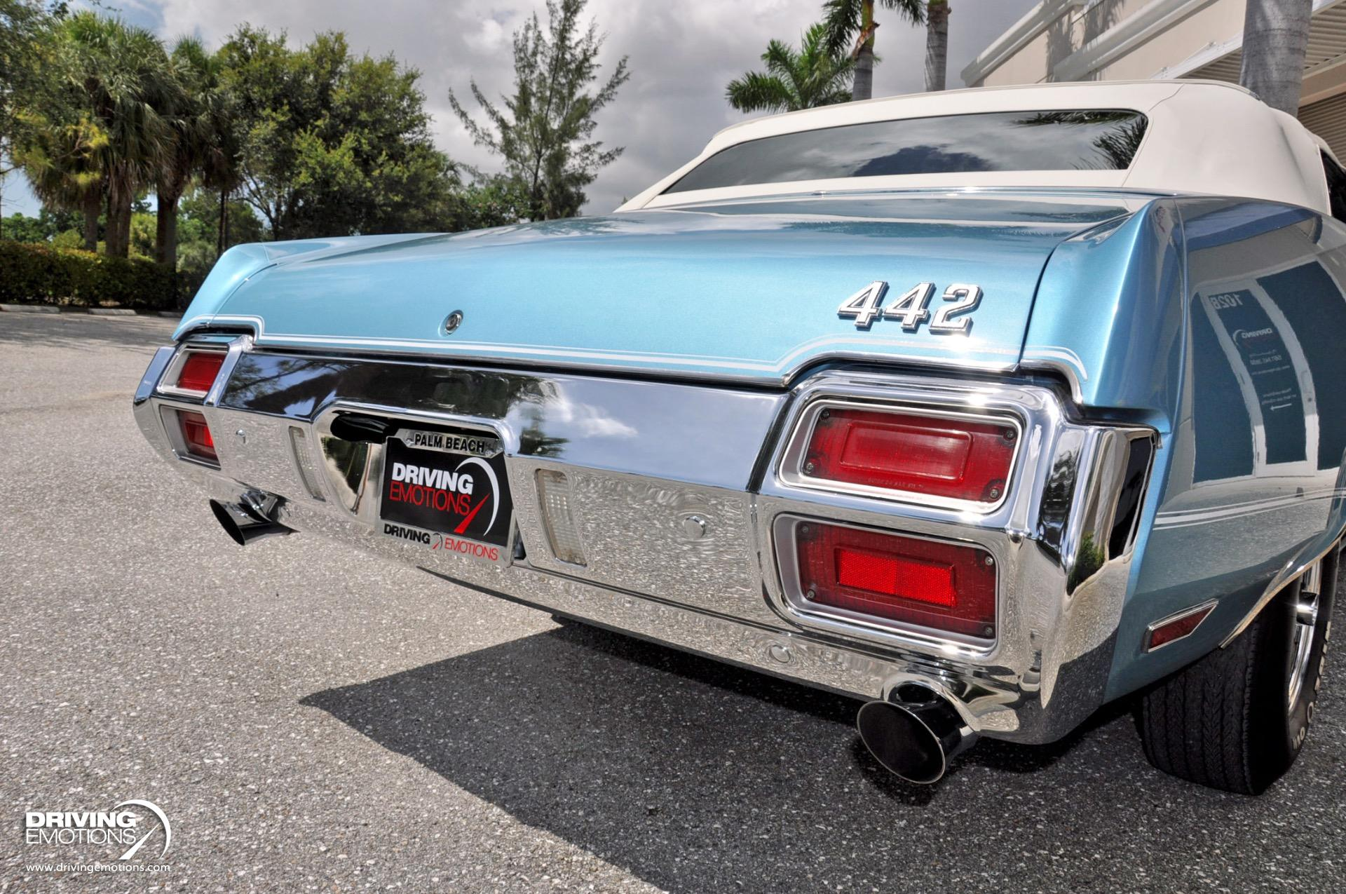 Used 1971 Oldsmobile 442 Convertible  | Lake Park, FL