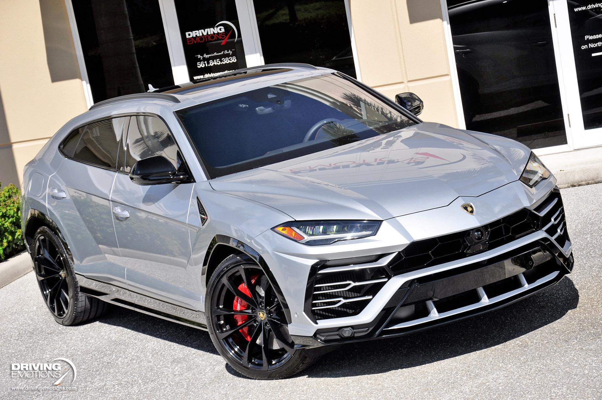 Used 2019 Lamborghini Urus $245k MSRP!!   Lake Park, FL
