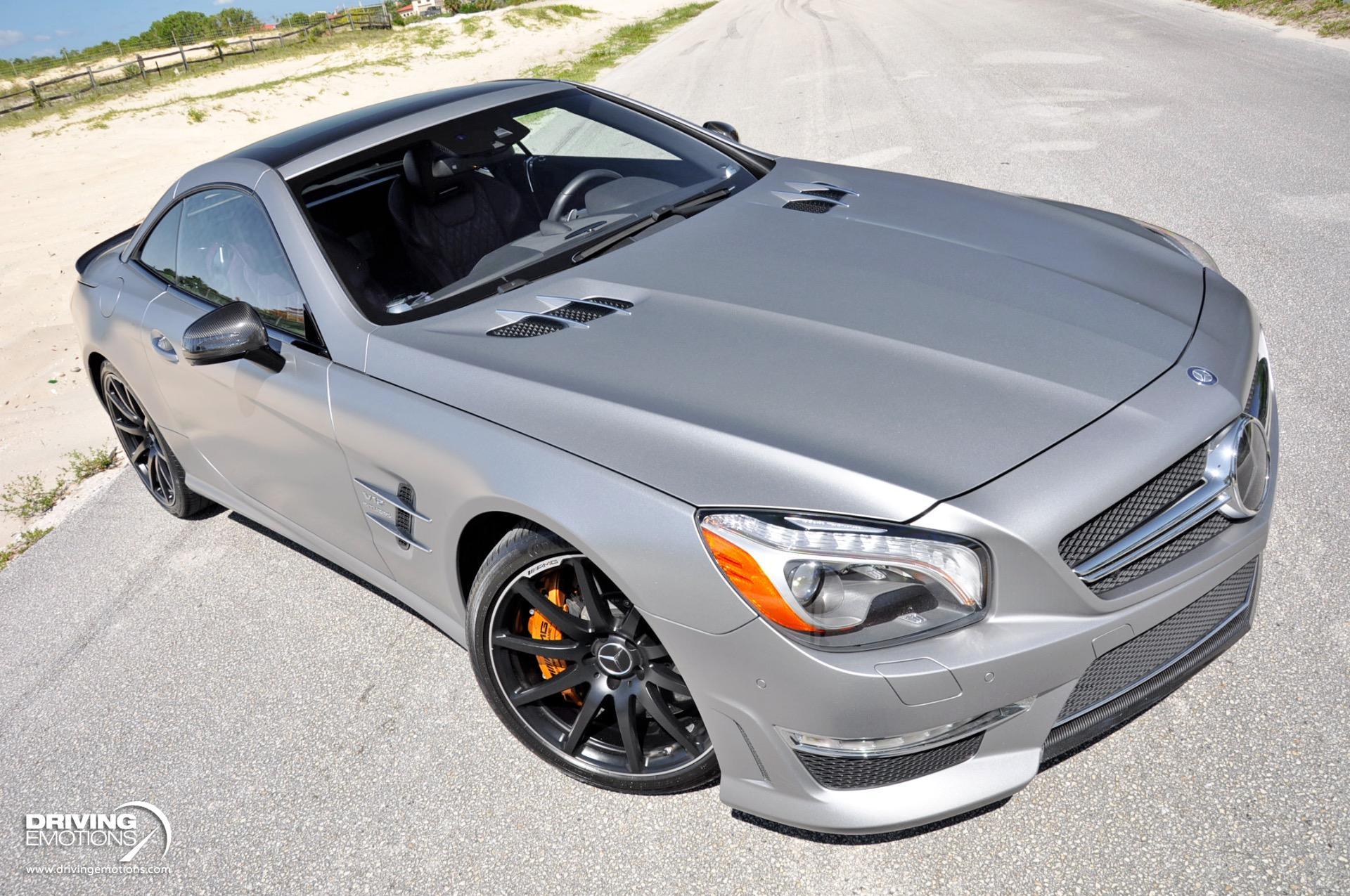 Used 2016 Mercedes-Benz SL65 AMG AMG SL 65 V12 Bi Turbo $239k MSRP! | Lake Park, FL