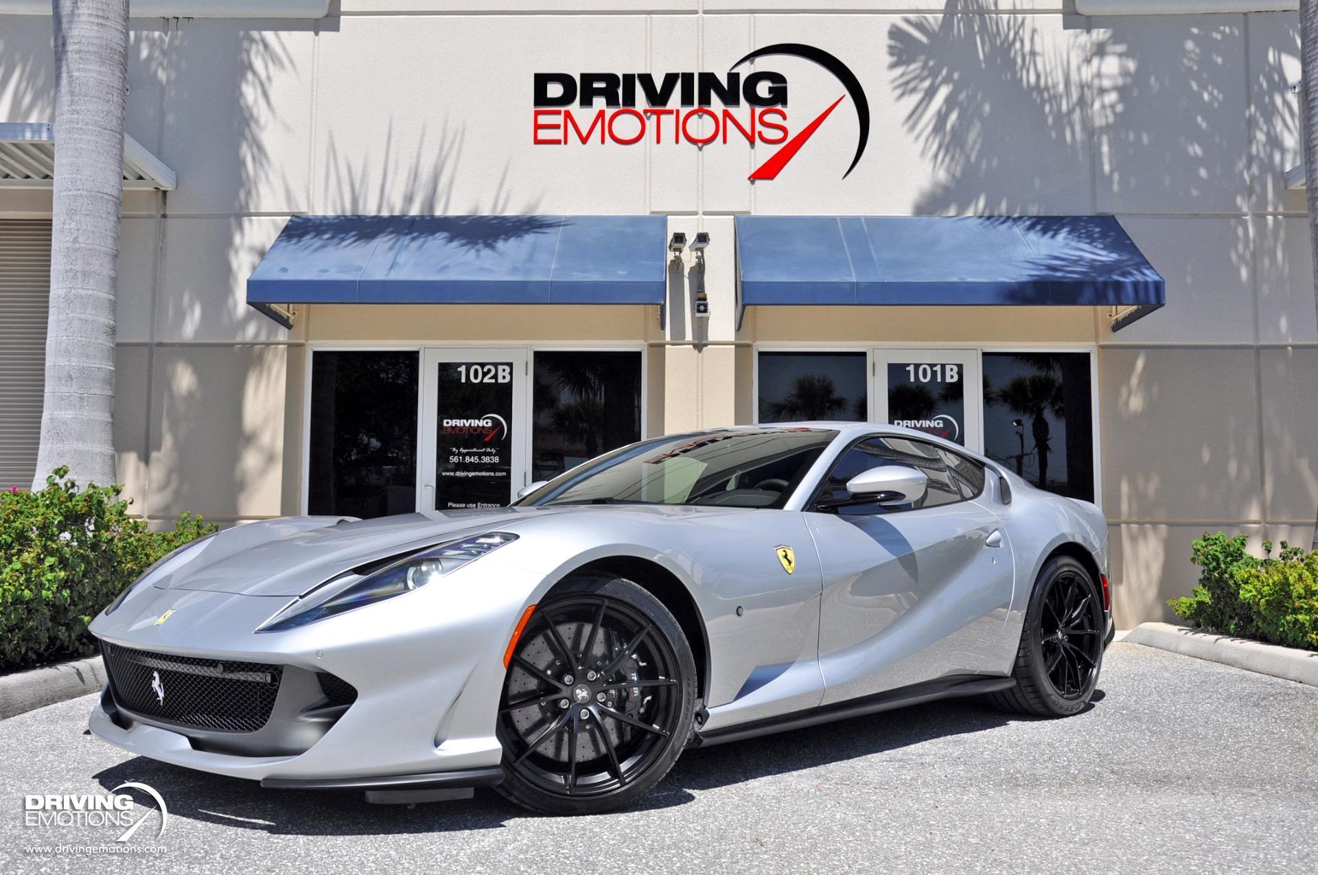 Used 2020 Ferrari 812 Superfast $399k MSRP!! | Lake Park, FL
