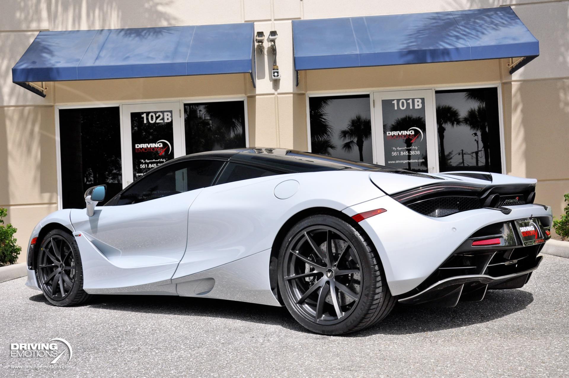 Used 2018 McLaren 720S Luxury $393k MSRP!! | Lake Park, FL