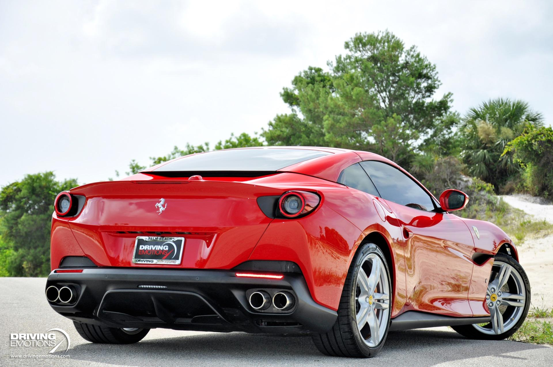 Used 2019 Ferrari Portofino RED/RED!! $244K MSRP!! | Lake Park, FL