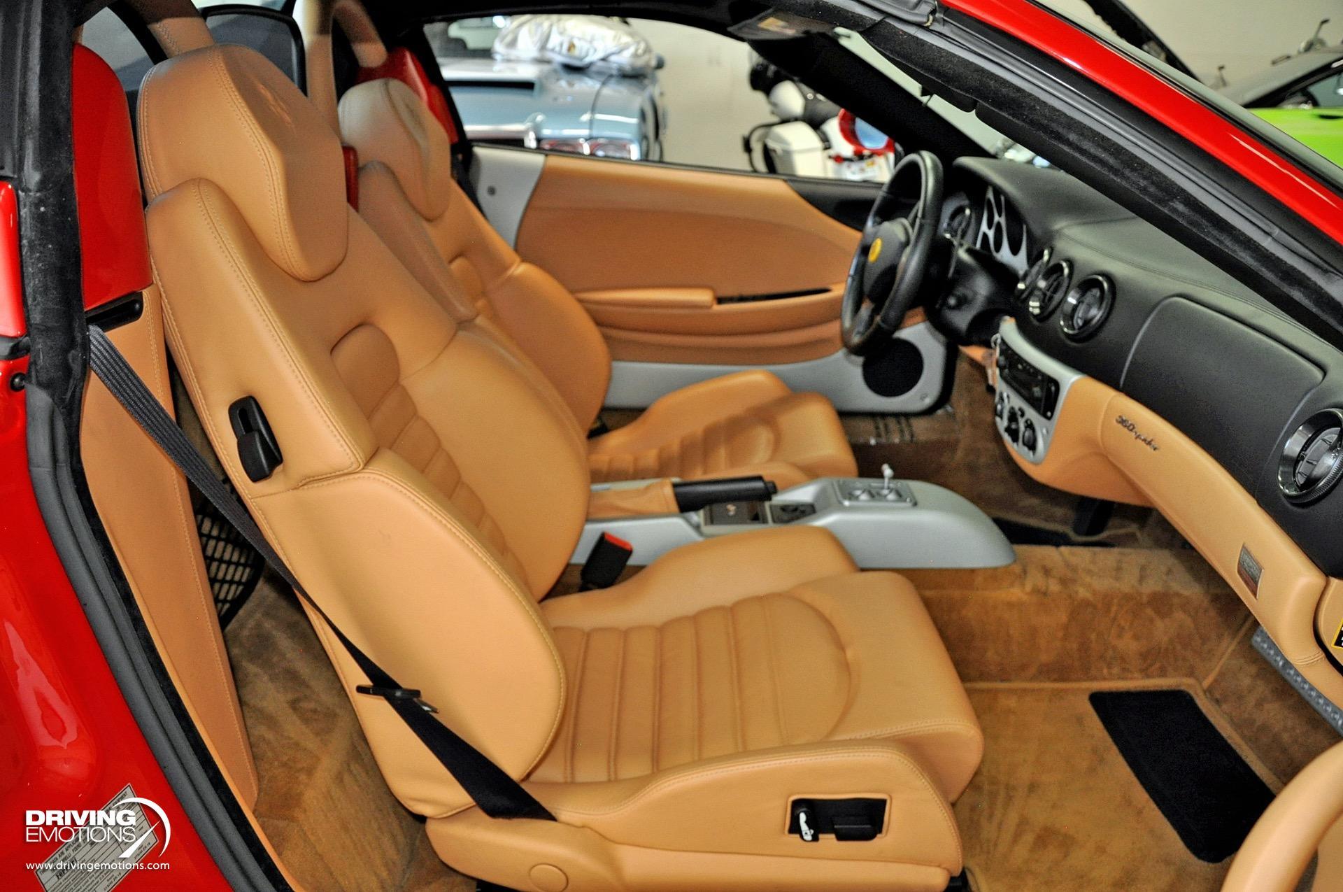 Used 2001 Ferrari 360 Spider F1 Spider | Lake Park, FL