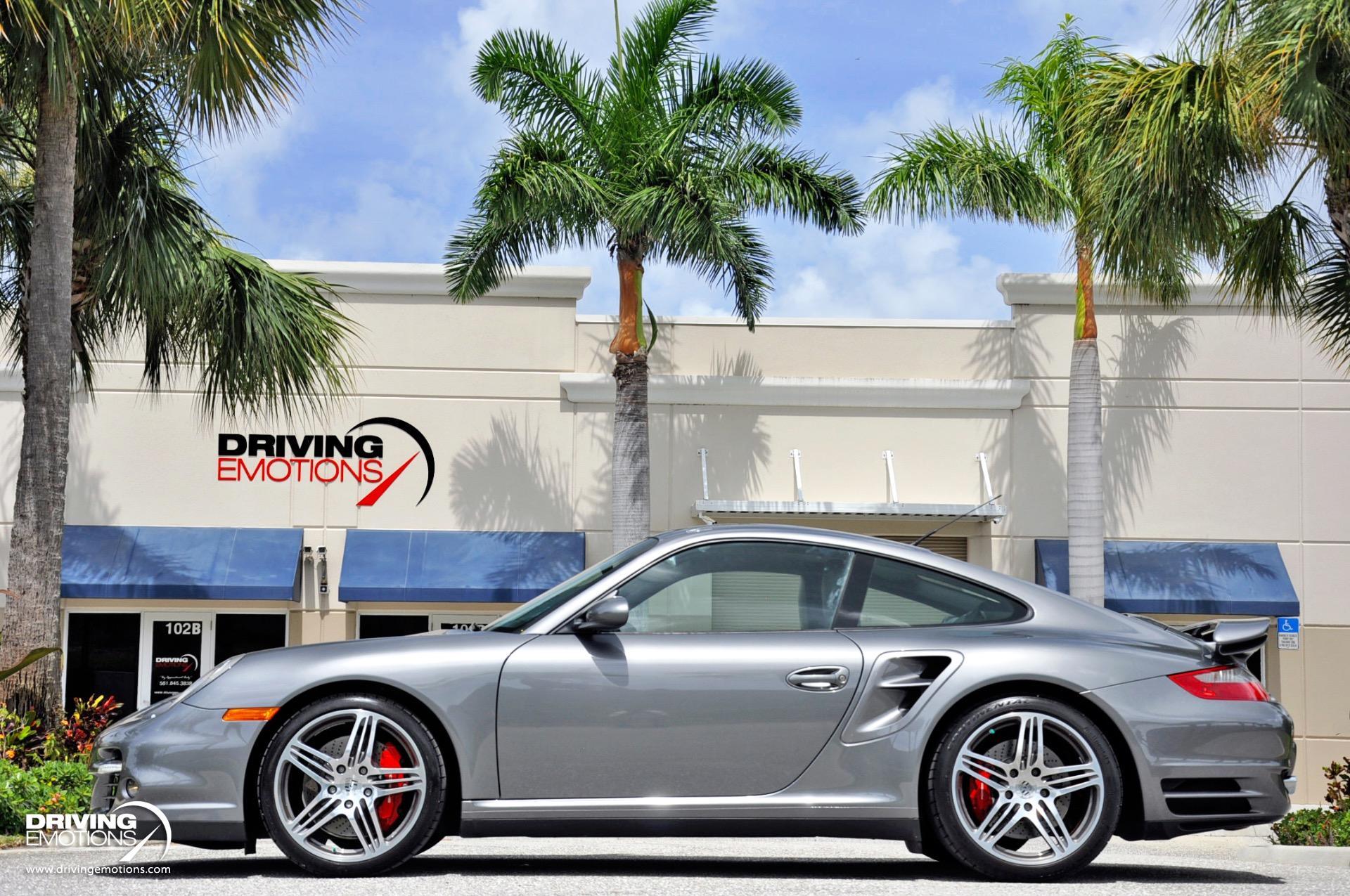 Used 2007 Porsche 911 Turbo Coupe Turbo $136k MSRP!! | Lake Park, FL