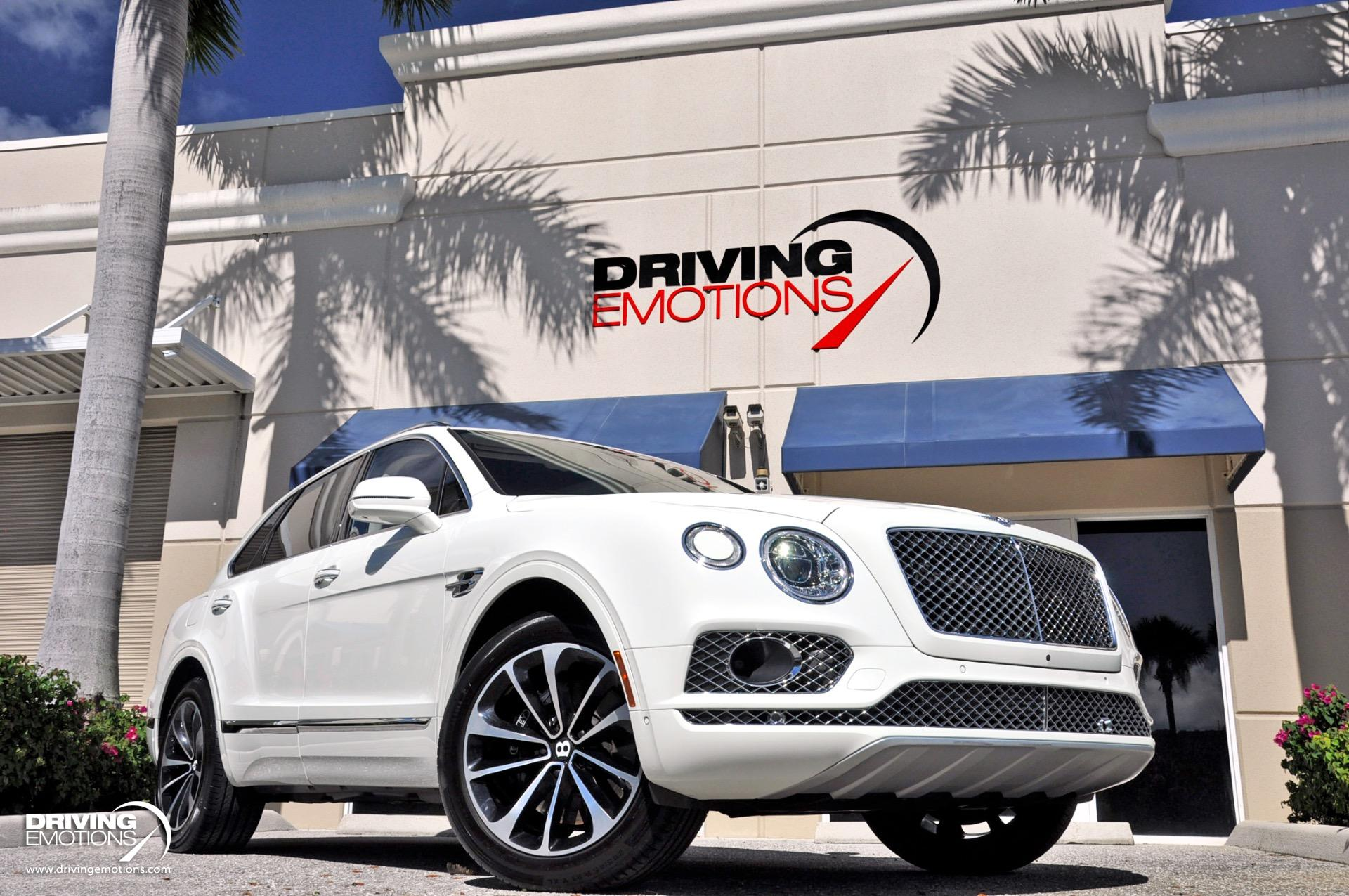 Used 2017 Bentley Bentayga W12 Touring Specification! | Lake Park, FL