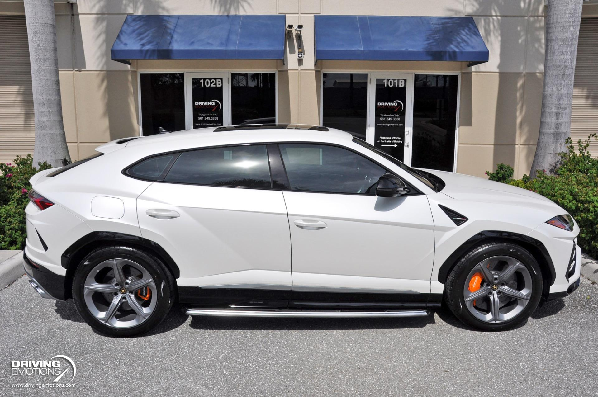Used 2019 Lamborghini Urus $235k MSRP!! | Lake Park, FL