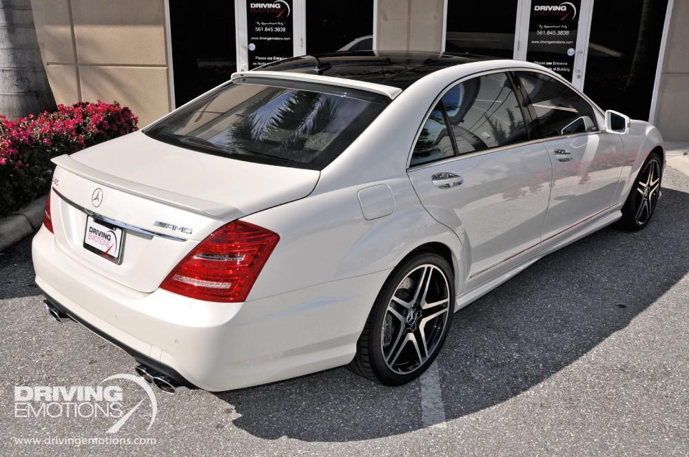 2011 Mercedes Benz S65 Amg 65 Amg V12 Bi Turbo Stock 5531 For Sale