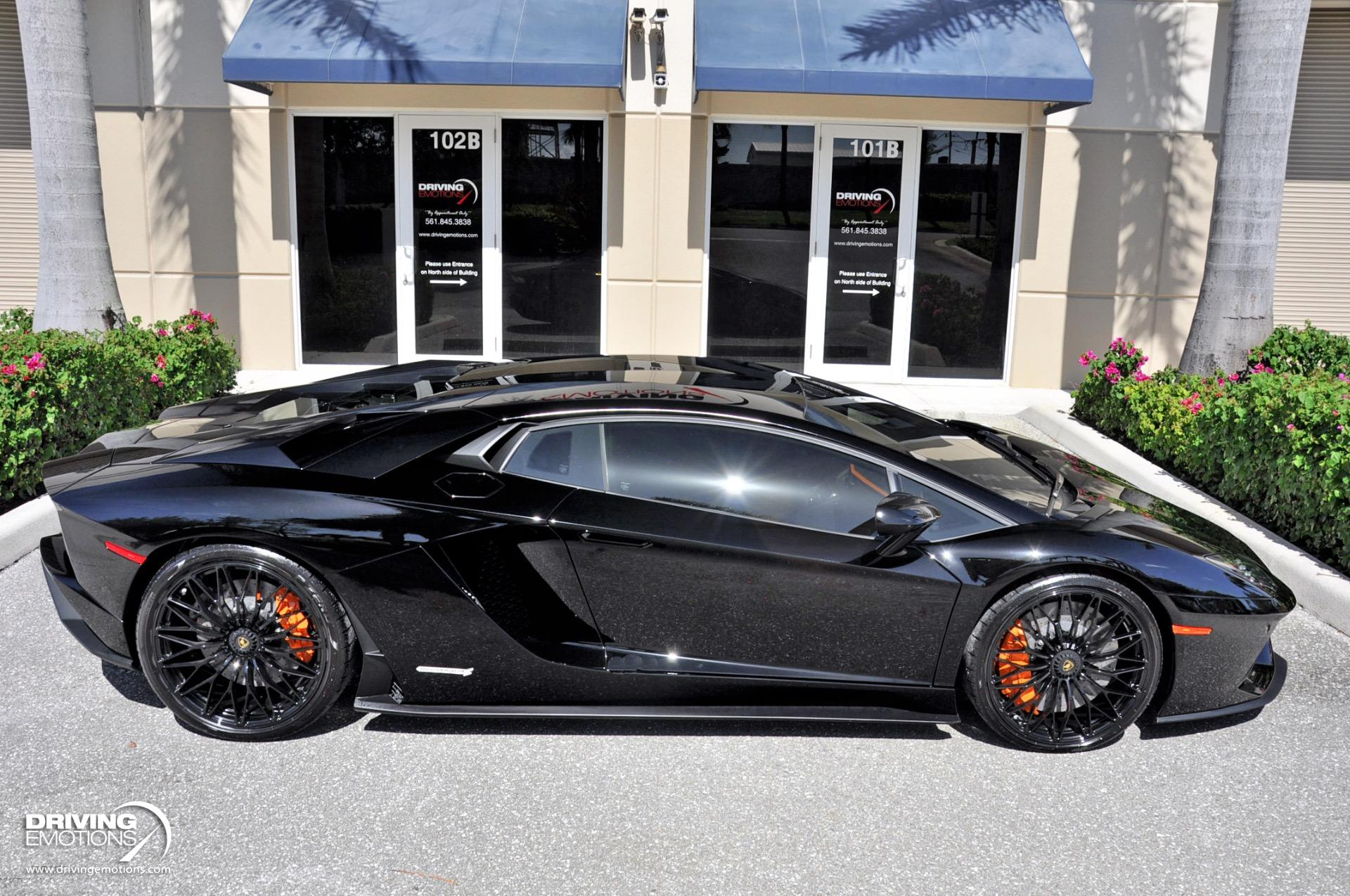 Used 2018 Lamborghini Aventador S LP740-4 Coupe $486k MSRP!! | Lake Park, FL