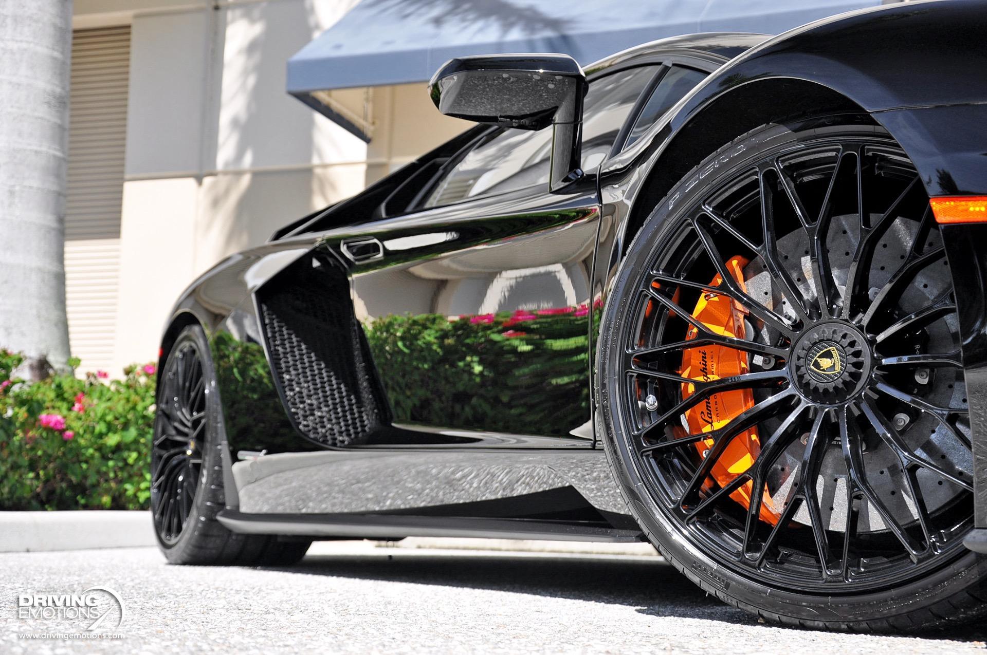 Used 2018 Lamborghini Aventador S LP740-4 Coupe $486k MSRP!!   Lake Park, FL