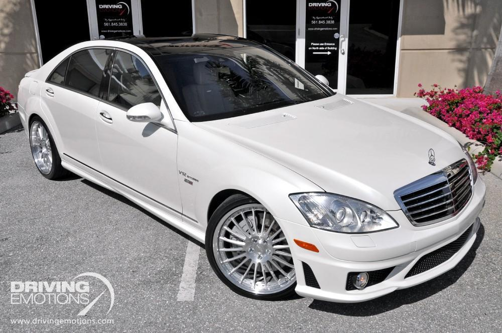 2009 mercedes benz s65 amg renntech 65 renntech stock 5726 for sale near lake park fl fl. Black Bedroom Furniture Sets. Home Design Ideas