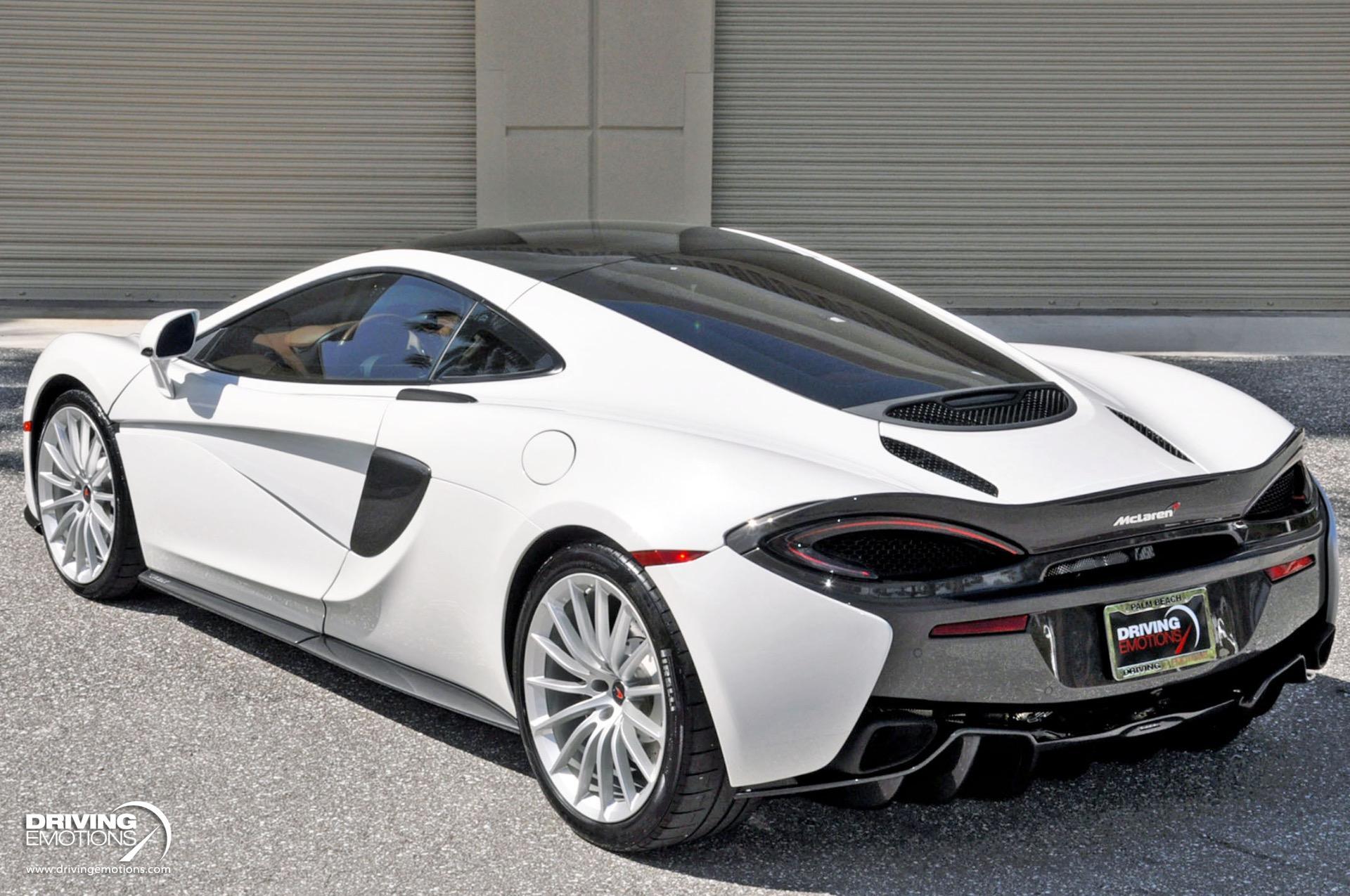 Used 2017 McLaren 570GT $216k MSRP!! | Lake Park, FL