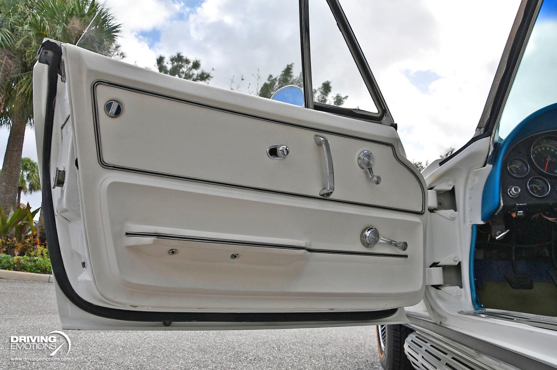 Used 1966 Chevrolet Corvette Convertible  | Lake Park, FL