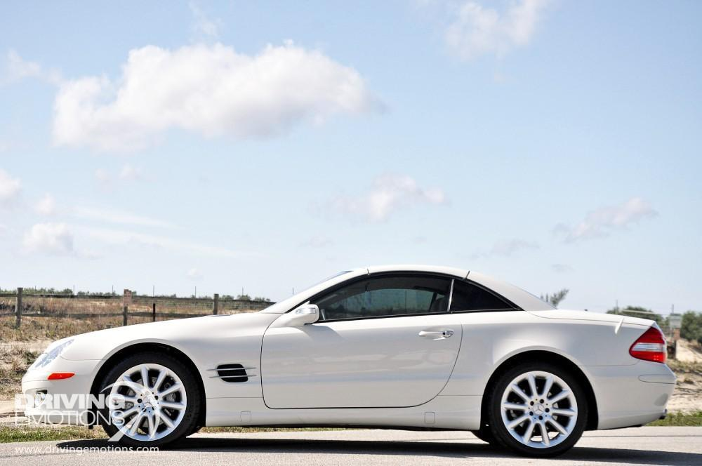 2007 Mercedes Benz Sl550 Convertible Stock 5638 For Sale
