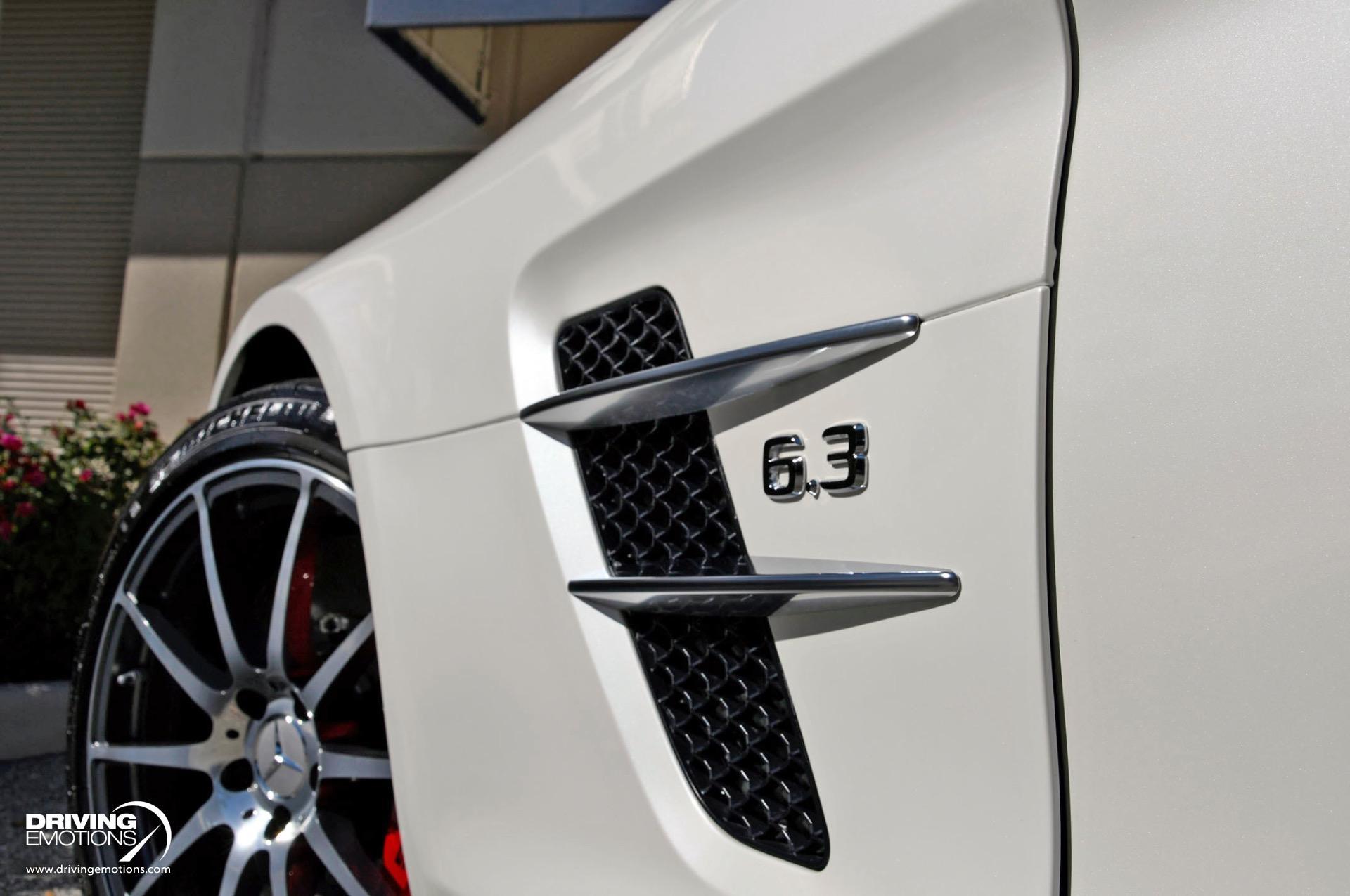 Used 2012 Mercedes-Benz SLS AMG Roadster $221k MSRP!! | Lake Park, FL