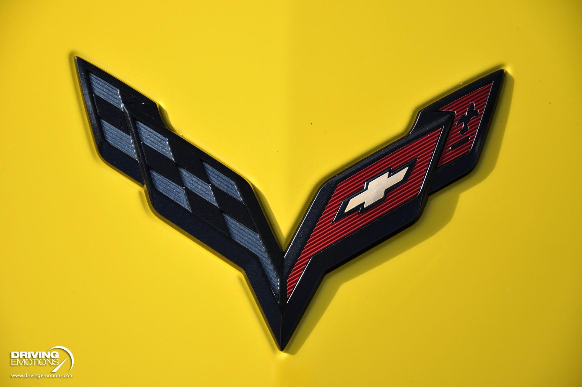 Used 2019 Chevrolet Corvette Z06 Coupe Z06 3LZ Hertz 100th Anniversary 23 of 100!! | Lake Park, FL