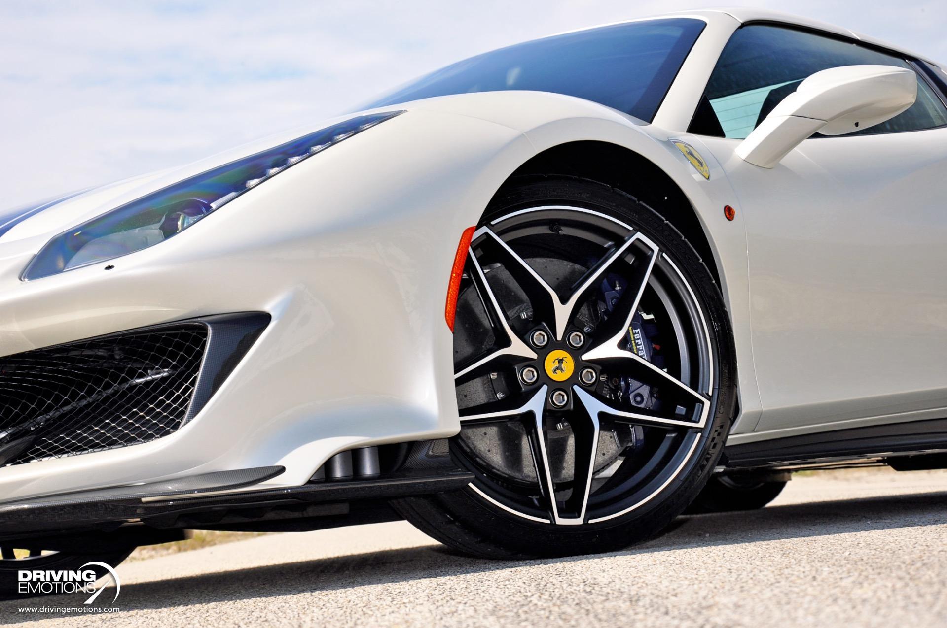 Used 2019 Ferrari 488 Pista Spider  | Lake Park, FL