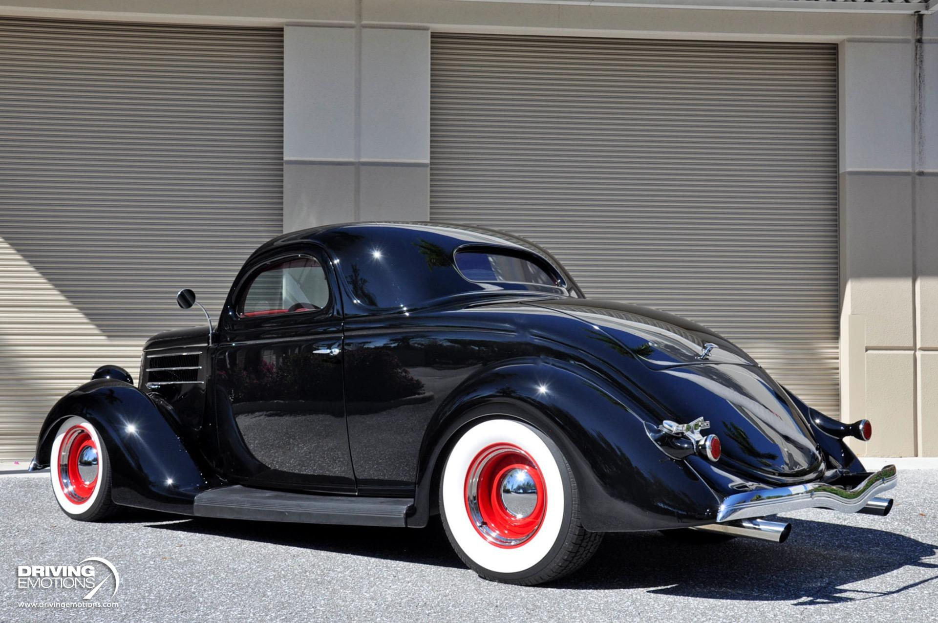 Used 1936 Ford Deluxe 3-Window Coupe Steel Body Hot Rod | Lake Park, FL