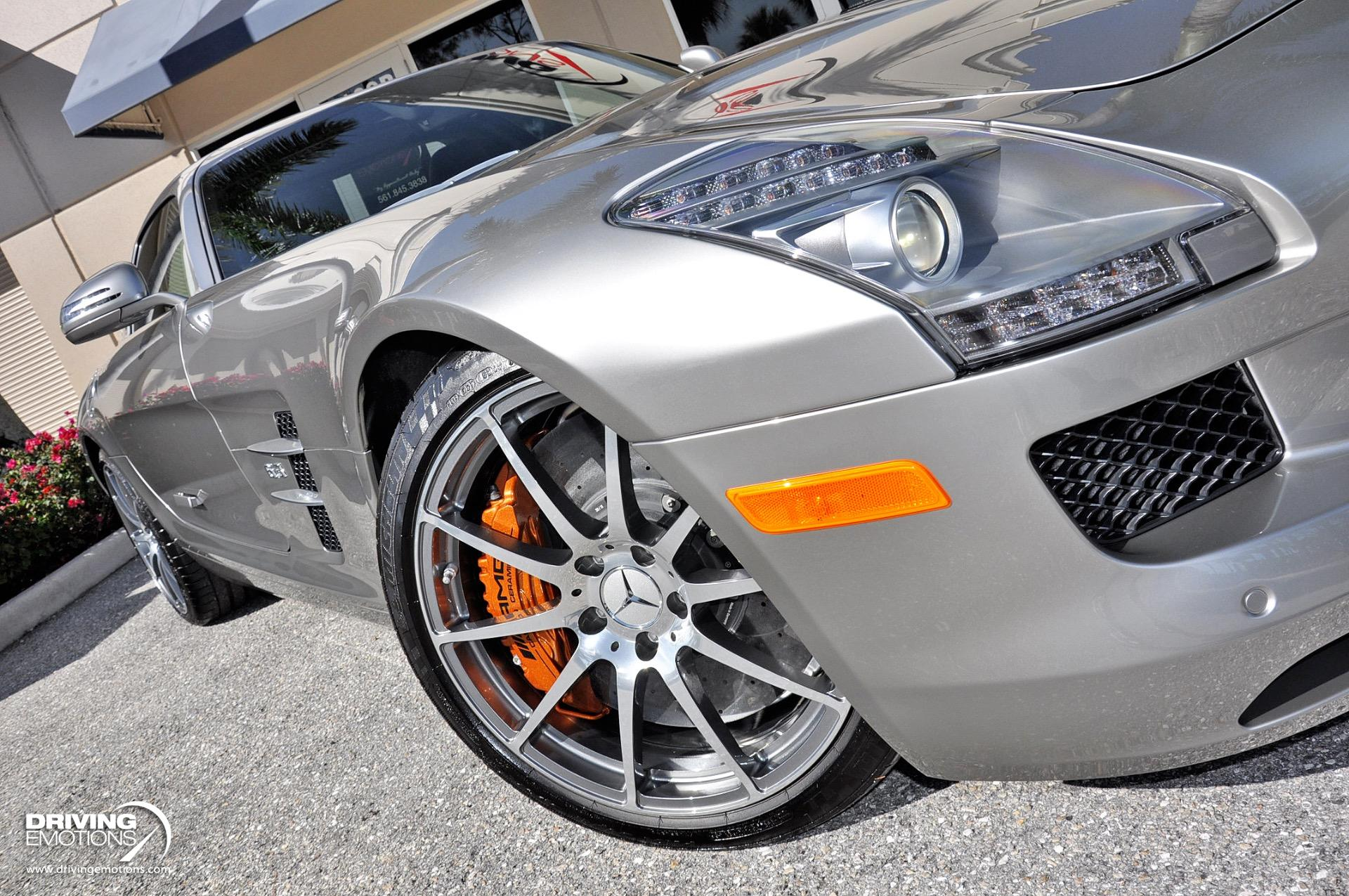 Used 2012 Mercedes-Benz SLS AMG Gullwing Coupe $236k MSRP!! ALUBEAM Silver!! | Lake Park, FL