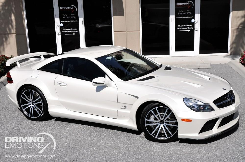 2009 mercedes benz sl65 amg black series renntech sl65 amg for Mercedes benz sl65 amg black series for sale