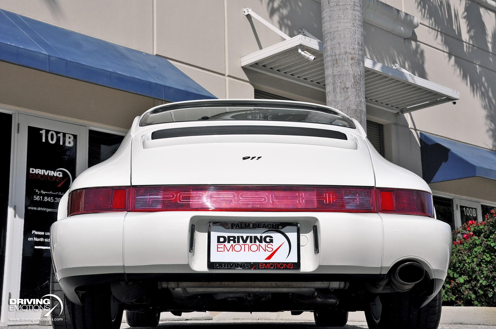 Used 1992 Porsche 911 Carrera 2 Coupe RS Lightweight Cup Upgrades! One of a Kind Build!! | Lake Park, FL