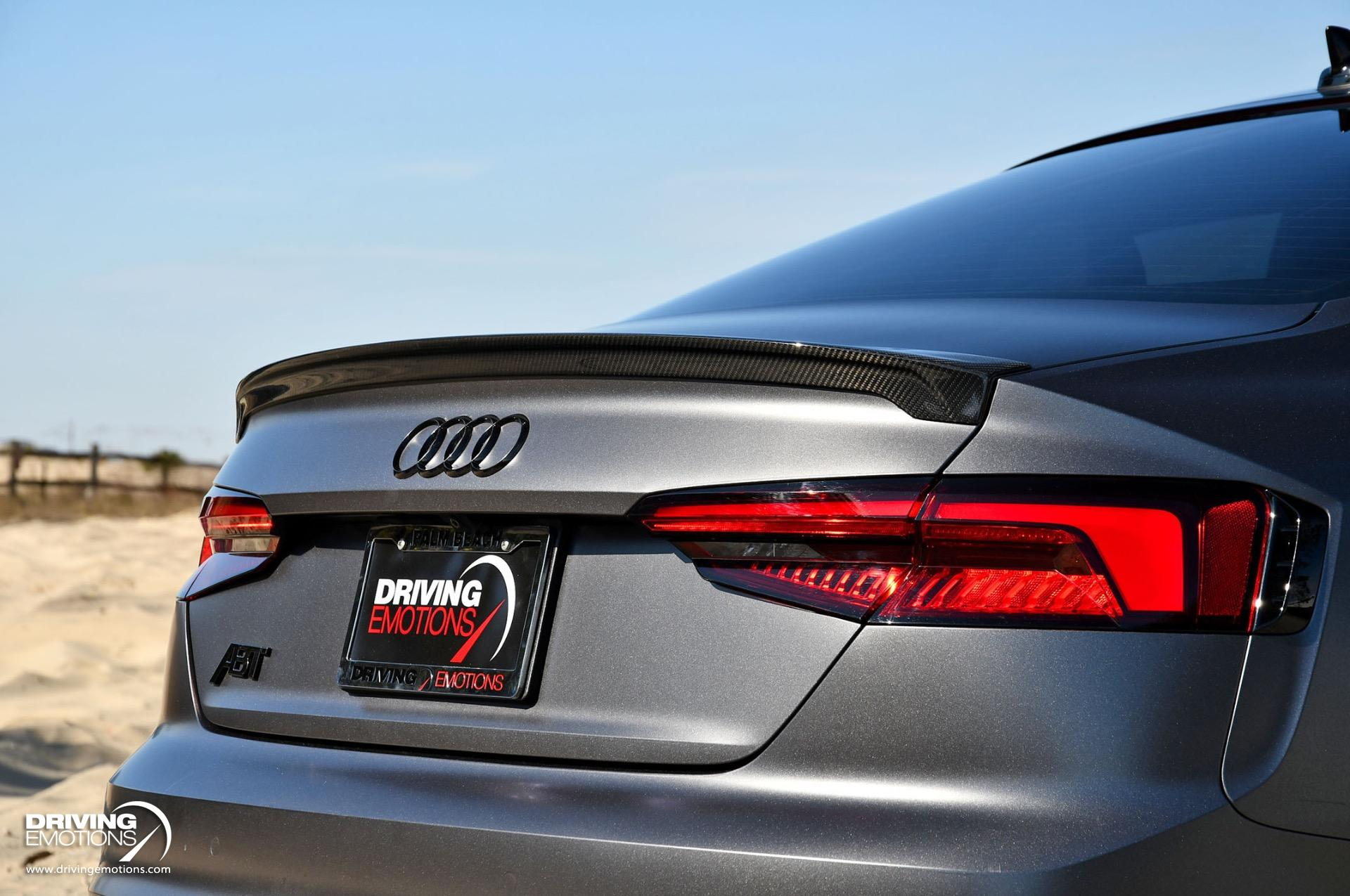 Used 2018 Audi RS 5 ABT RS5-R 2.9T quattro ABT RS5-R! 1 of 50 Built!! | Lake Park, FL