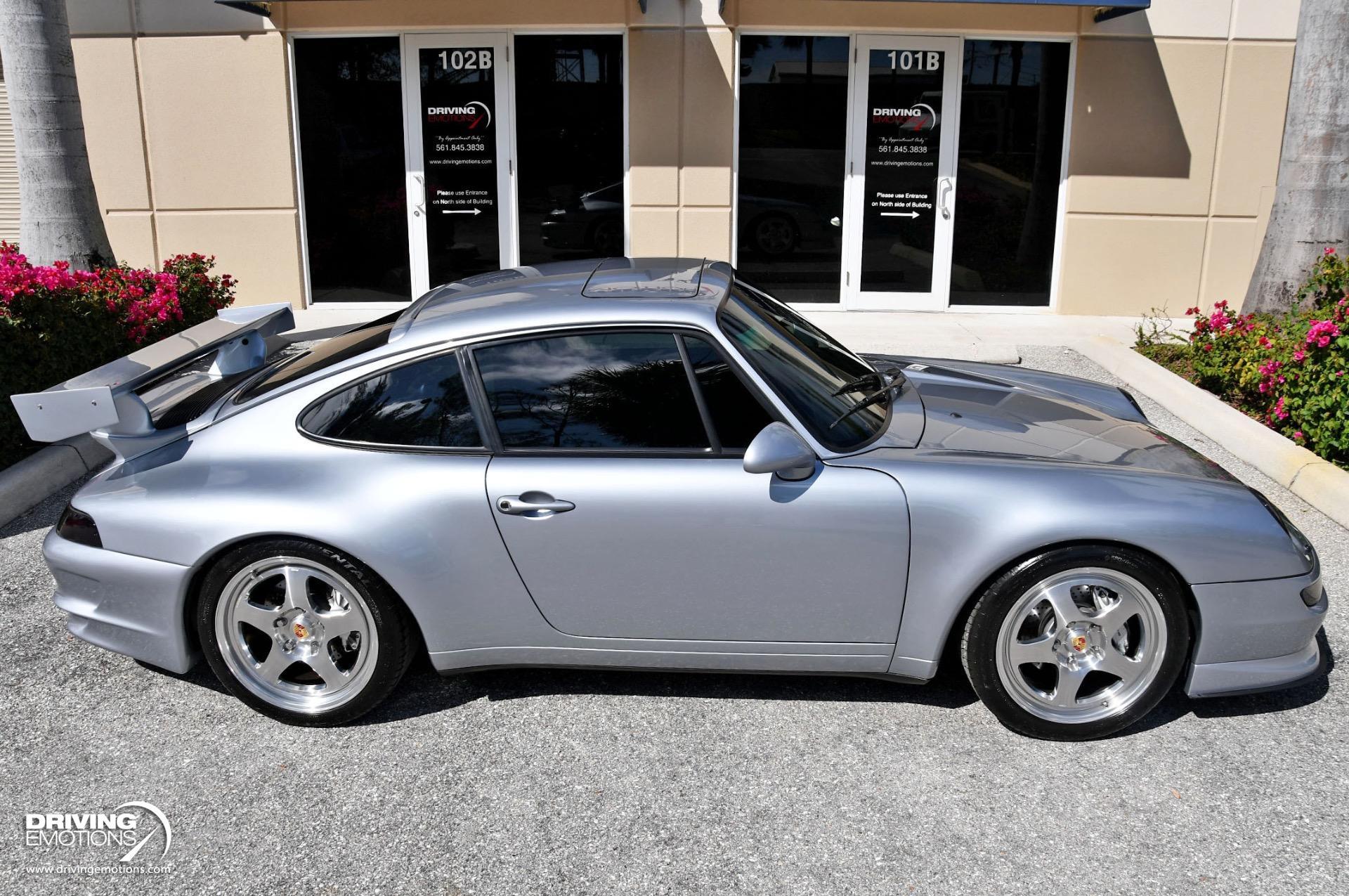 Used 1996 Porsche 911 Carrera 4 Coupe C4   Lake Park, FL