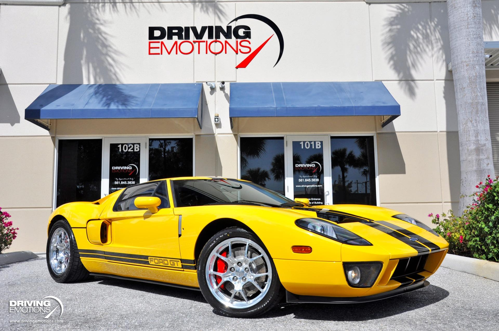 Used 2006 Ford GT GT40 ALL 4 OPTIONS!! | Lake Park, FL