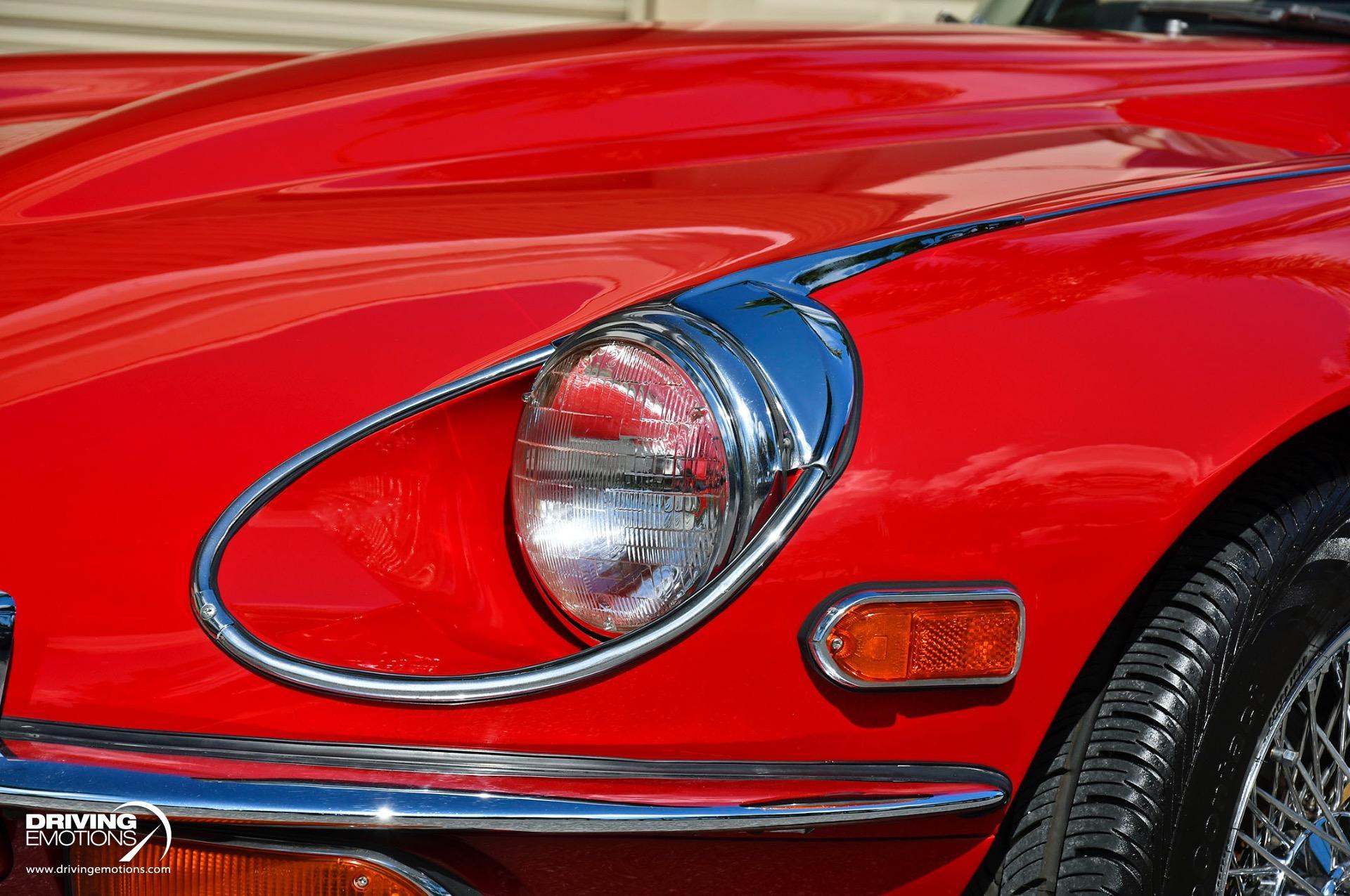 Used 1974 Jaguar E-Type V12 Convertible | Lake Park, FL