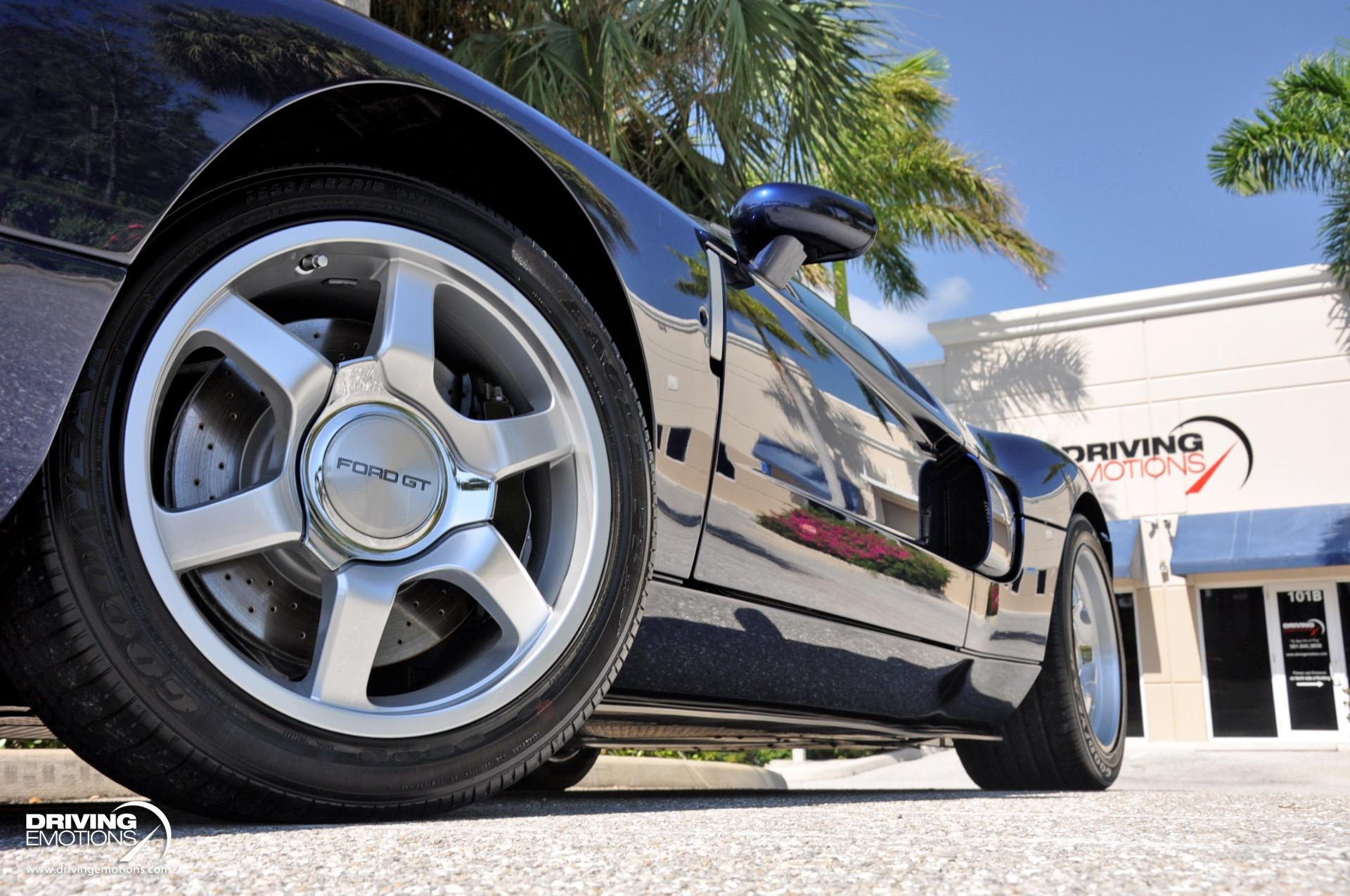 Used 2006 Ford GT FACTORY STRIPE DELETE! NO OPTION CAR! COLLECTOR!! | Lake Park, FL