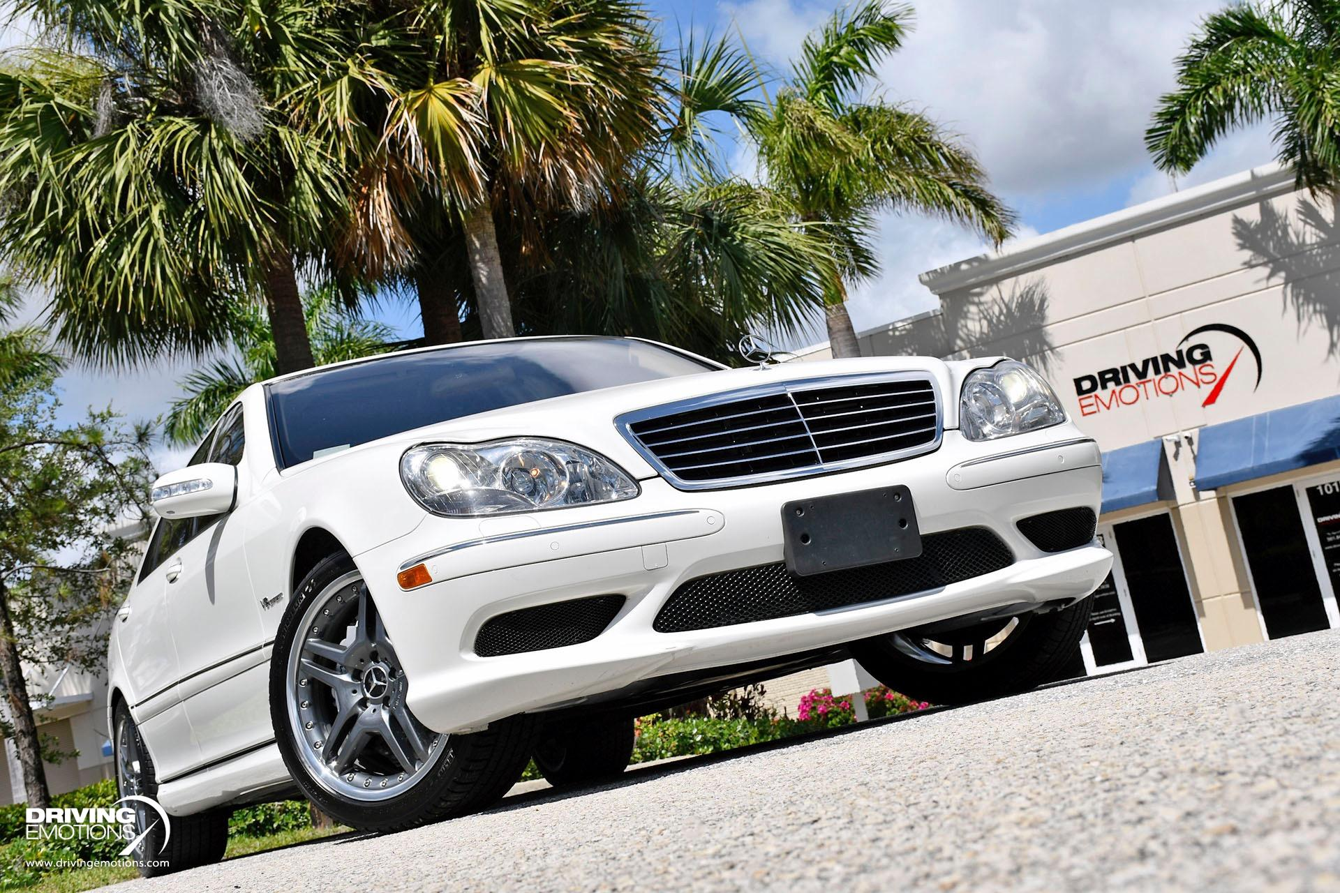 Used 2006 Mercedes-Benz S55 AMG S 55 AMG Upgraded S65 Wheels!! | Lake Park, FL