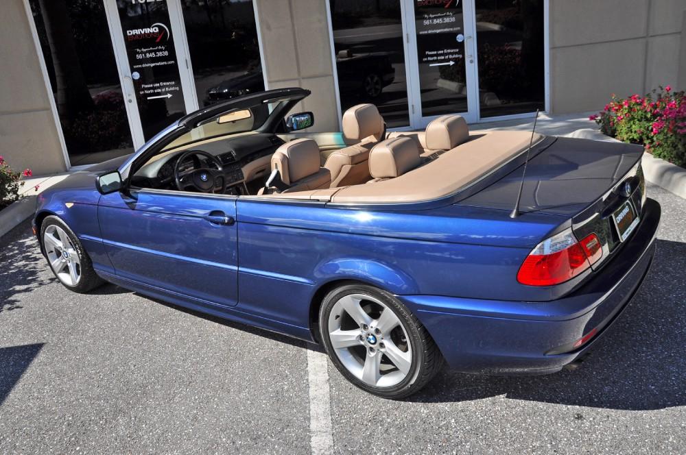 2004 BMW 325Ci Convertible 325Ci Stock # 5630 for sale near
