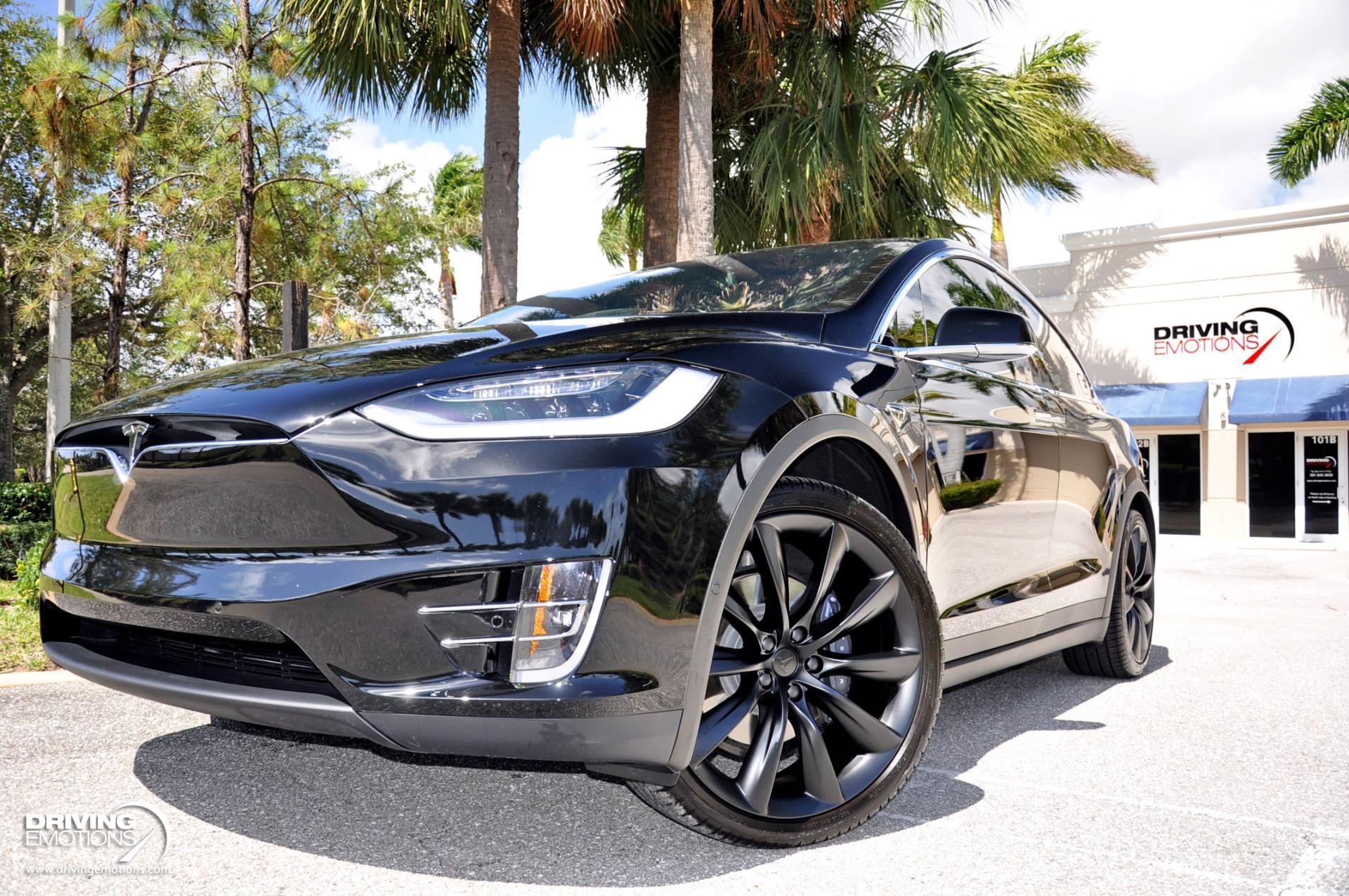 Used 2021 Tesla Model X Long Range Plus | Lake Park, FL