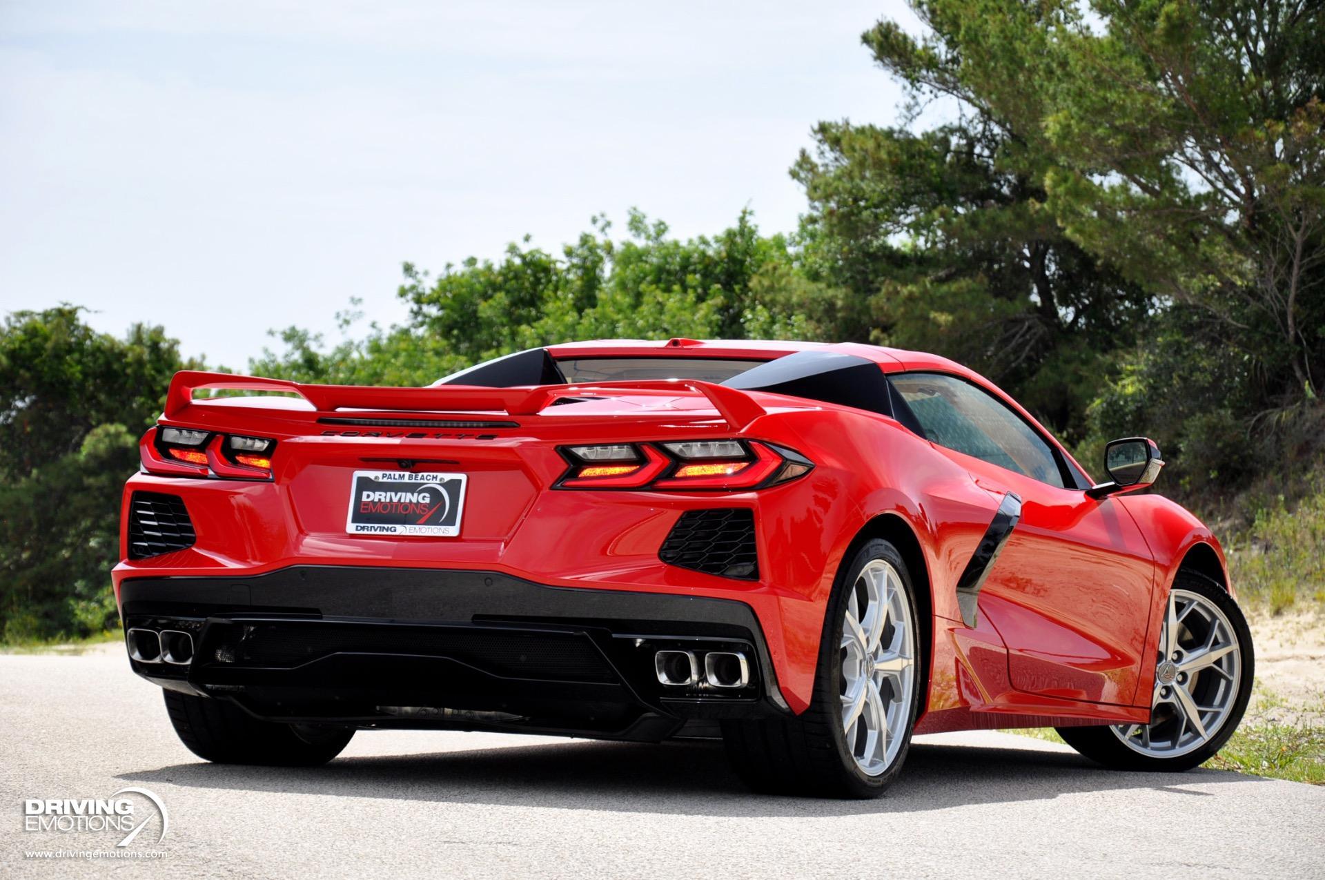 Used 2020 Chevrolet Corvette Stingray Convertible Stingray C8 Convertible 3LT Z51 | Lake Park, FL