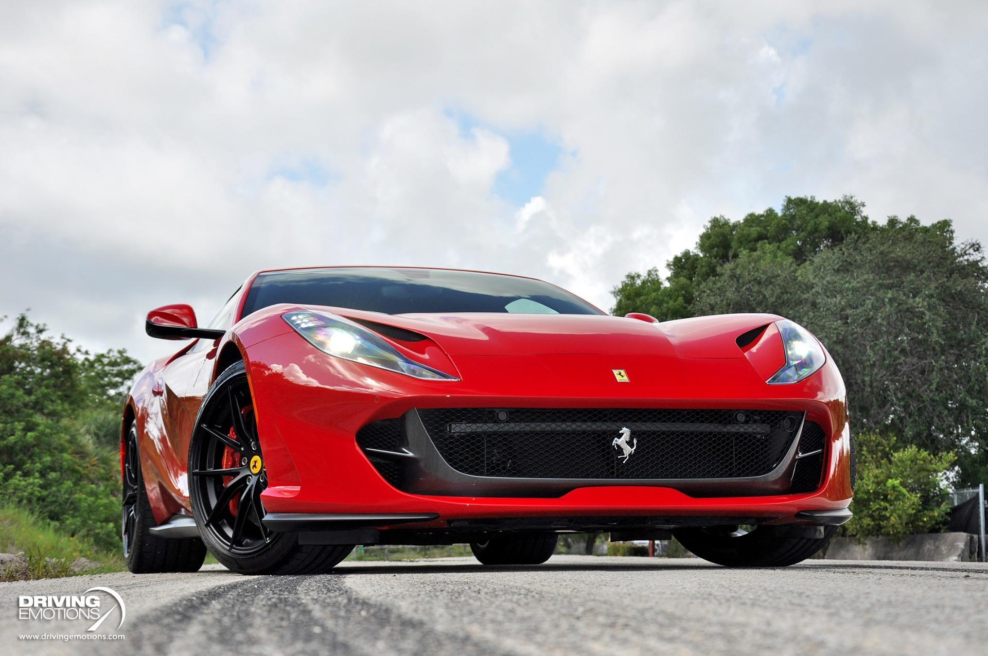 Used 2019 Ferrari 812 Superfast  | Lake Park, FL