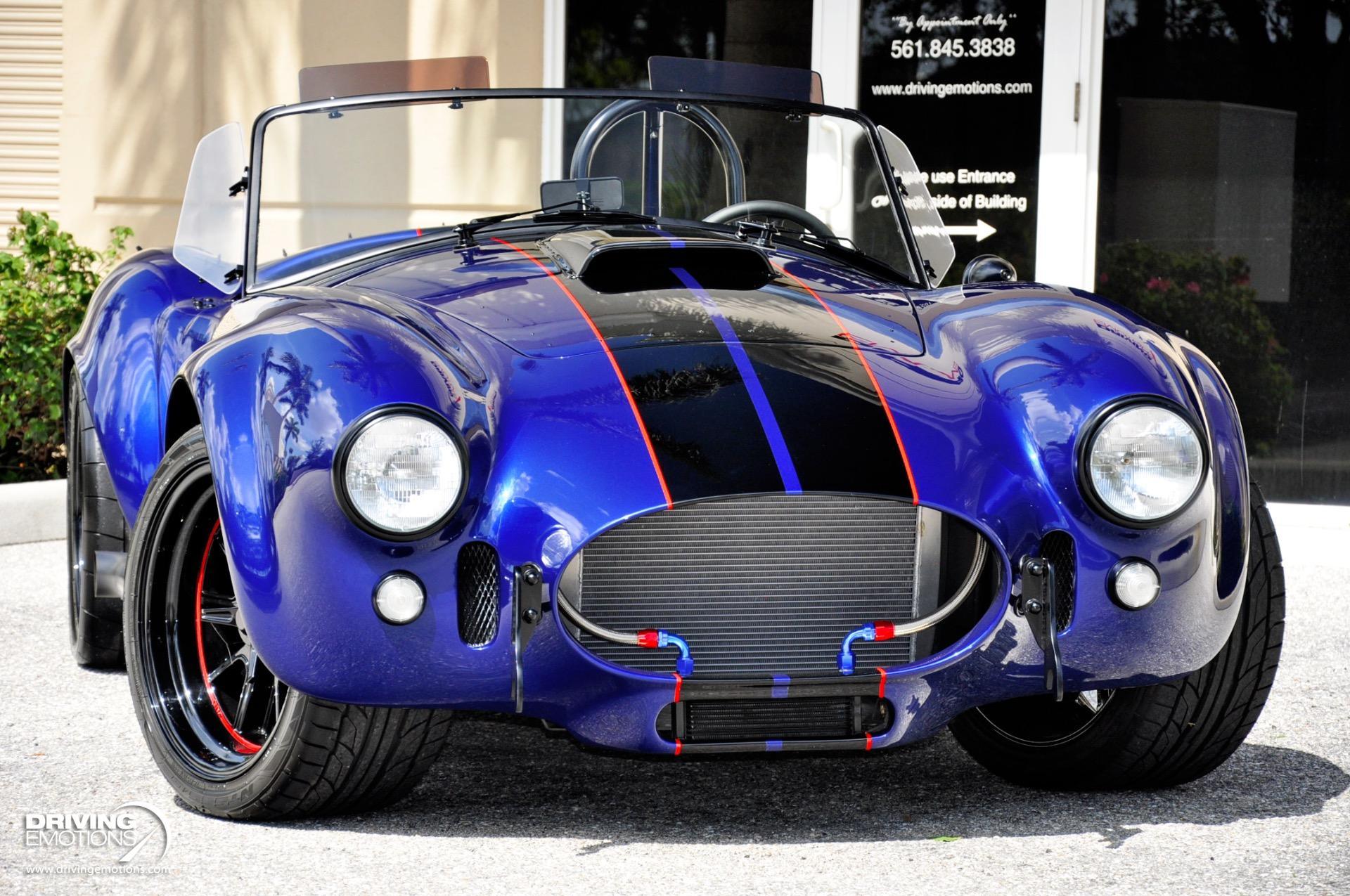 Used 1965 Superformance MKIII Cobra Shelby Cobra Continuation! Ford Aluminator 5.2XS Engine! 580HP!!   Lake Park, FL