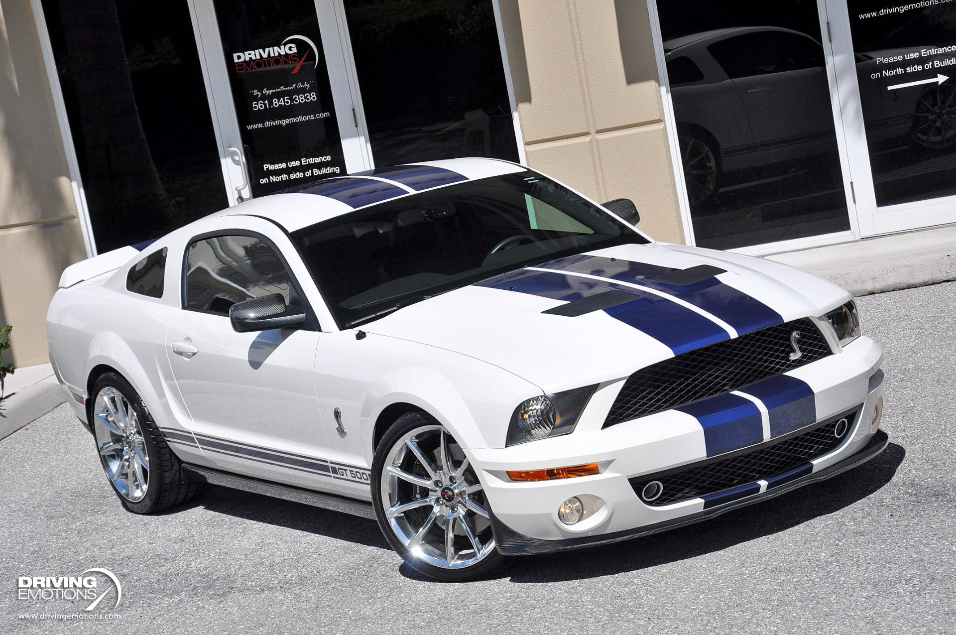 Used 2008 Ford Mustang Shelby GT500    Lake Park, FL