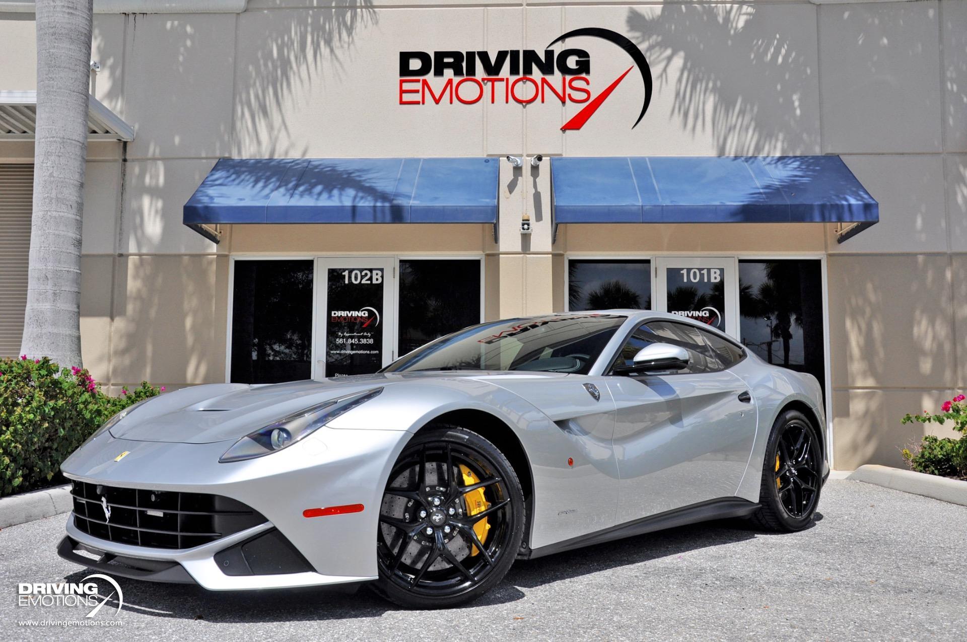 Used 2014 Ferrari F12 Berlinetta V12 FRONT LIFT!! | Lake Park, FL
