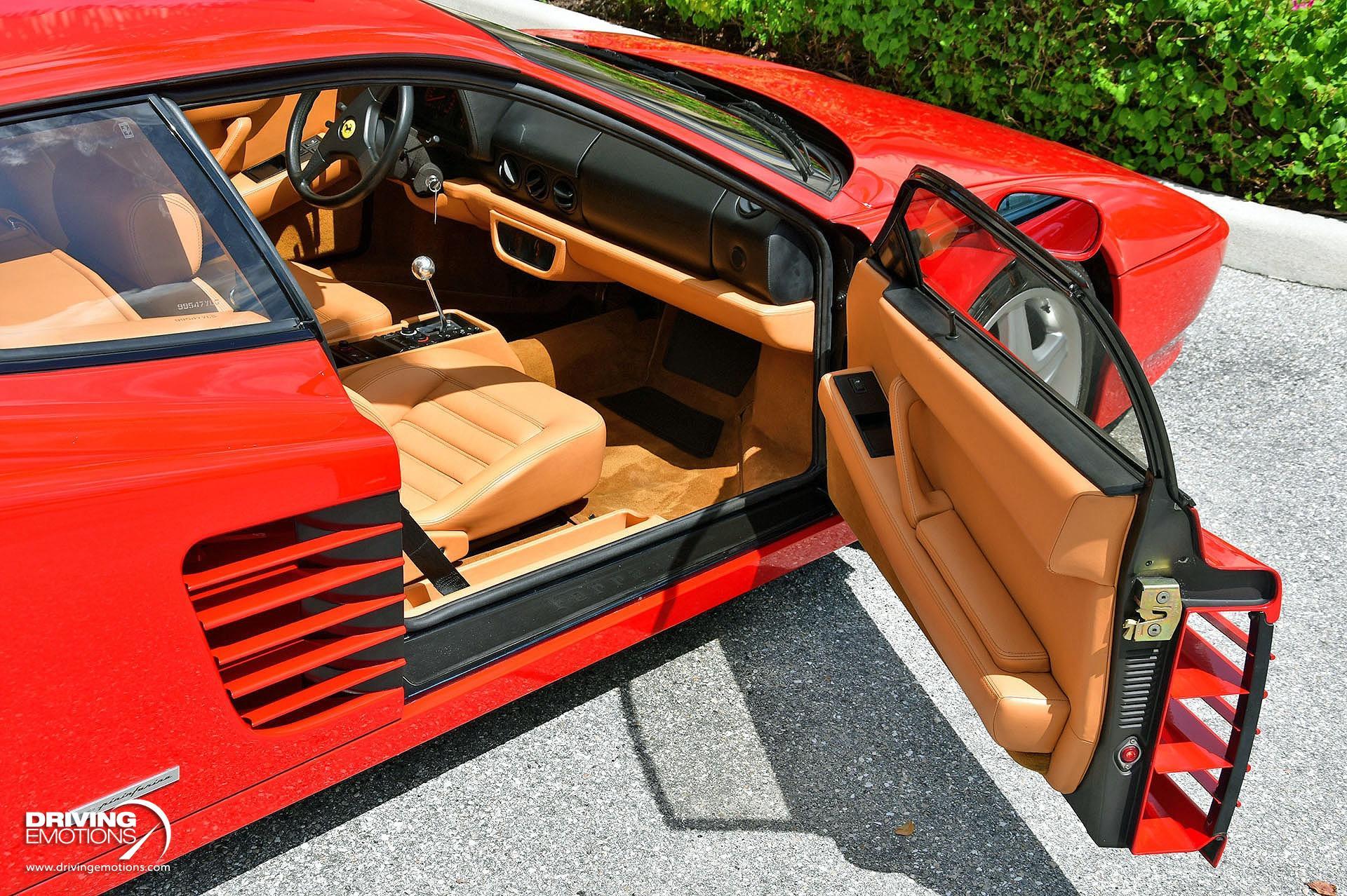 Used 1994 Ferrari 512TR Testarossa   Lake Park, FL