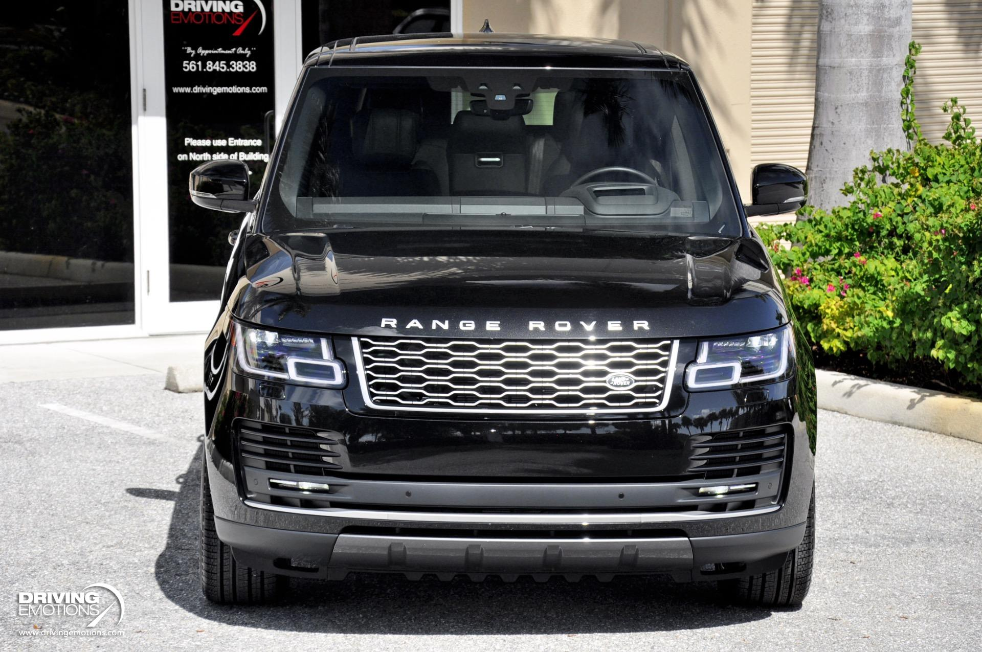 Used 2021 Land Rover Range Rover HSE Westminster Edition | Lake Park, FL